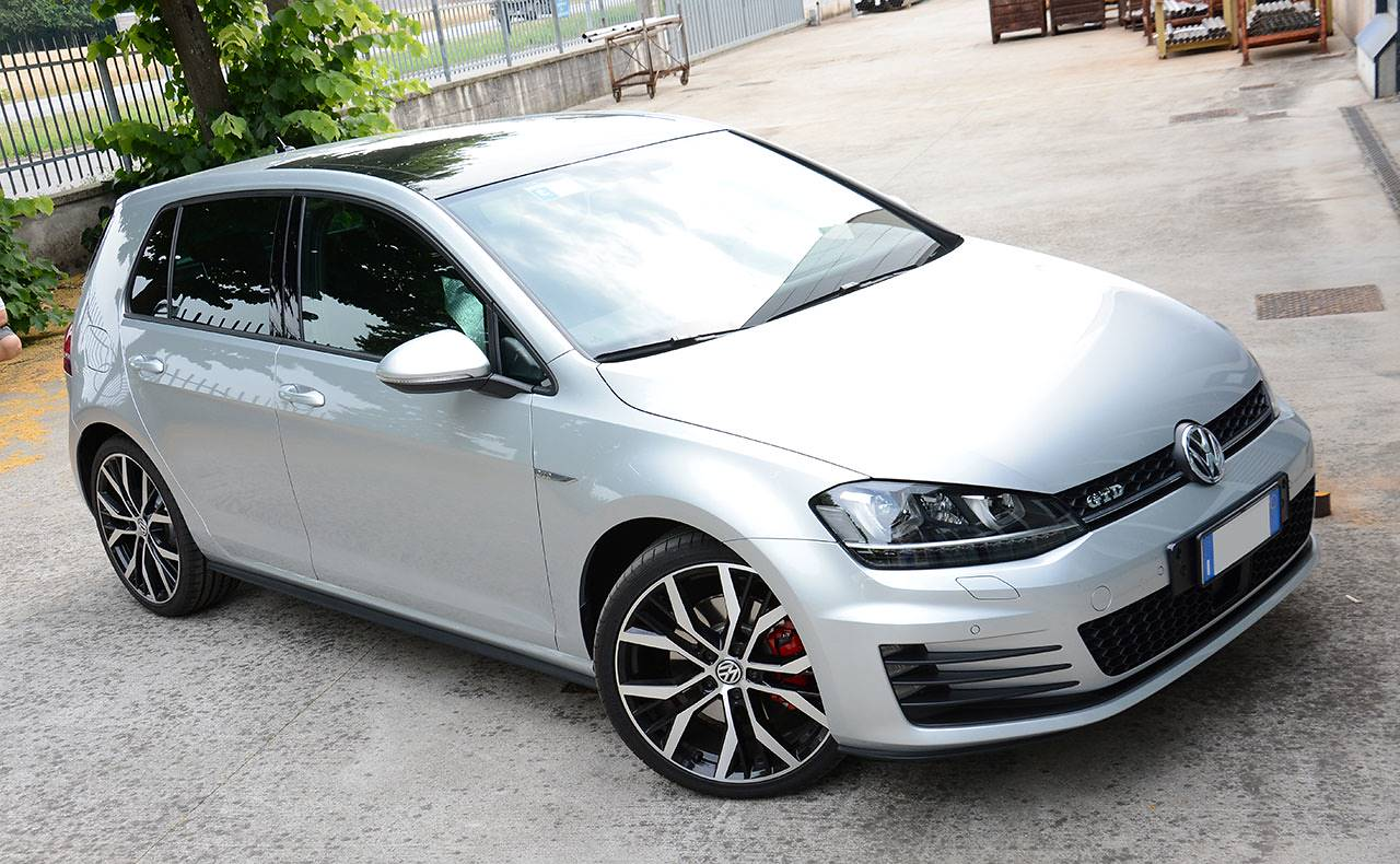 Golf MK7 GTD Supersprint
