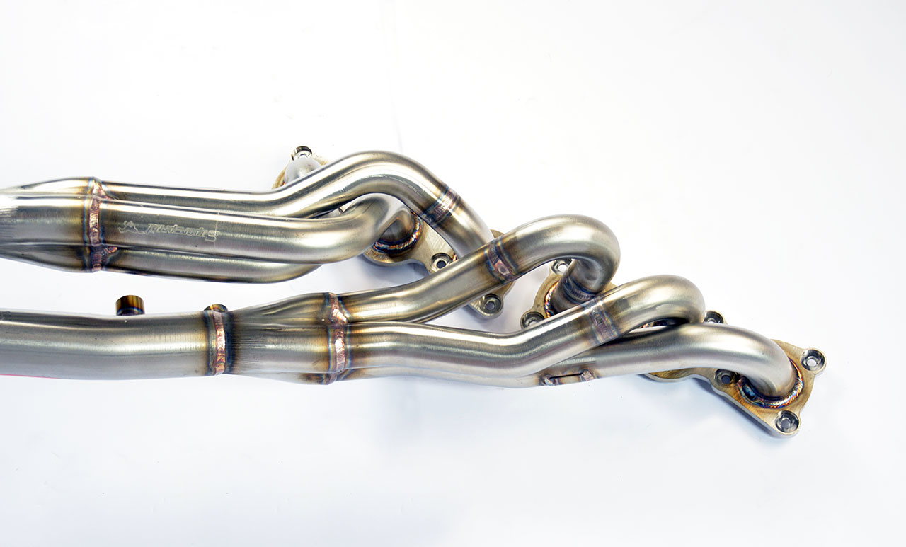 Manifold Left Hand Drive Replaces Catalytic Converter
