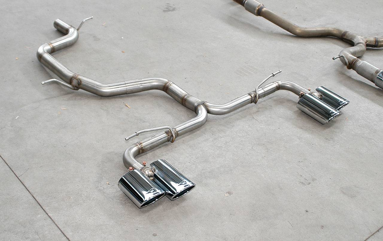 Supersprint sport exhaust