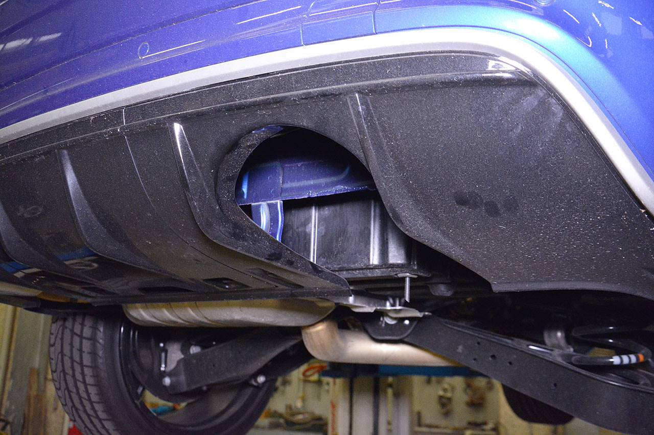 Audi Rs Q3 2 5 Tfsi Quattro 310 340 Hp 2013 2014 Cat Back System Audi S Rs Exhaust Systems