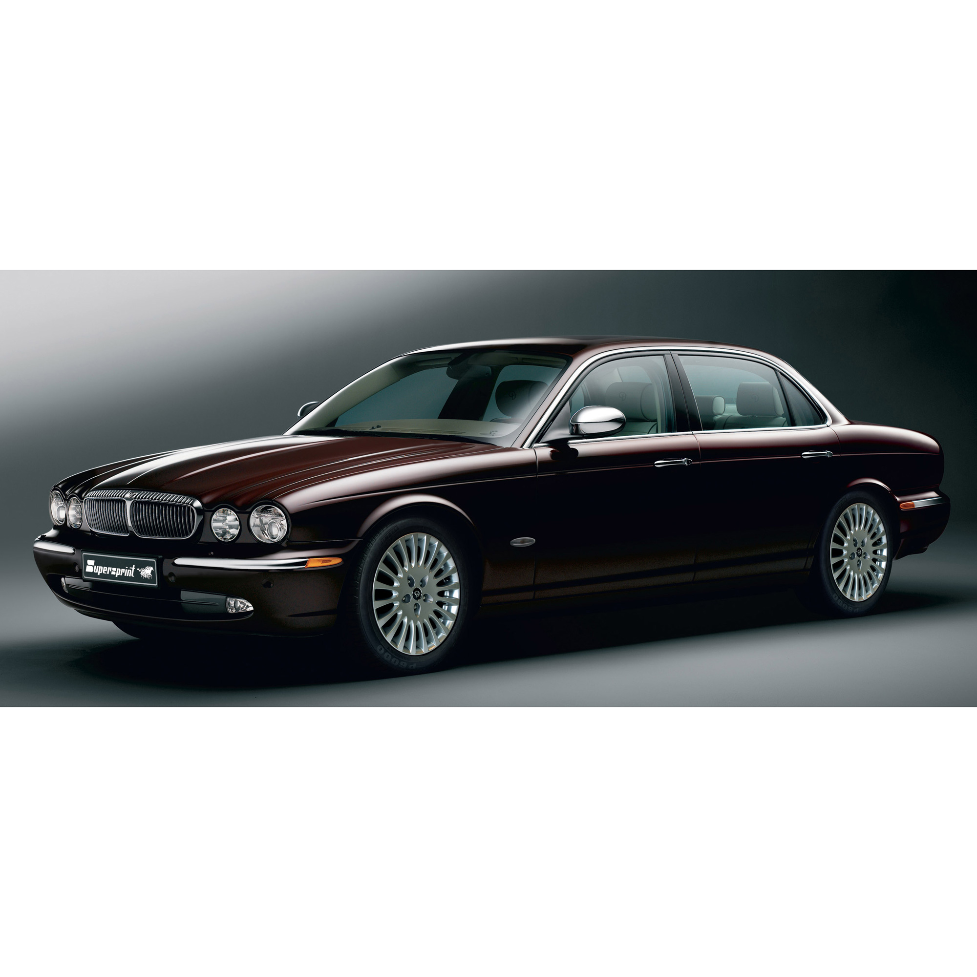 "Daimler ""Super Eight"" LWB 4.2i V8 Supercharged (395 PS) '04 -> '06"