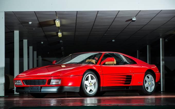 Sportauspuff Anlage Für Ferrari 348 Tb Ferrari 348 Tb 300 Ps 89 92 Ferrari Abgassysteme Auspuffanlagen