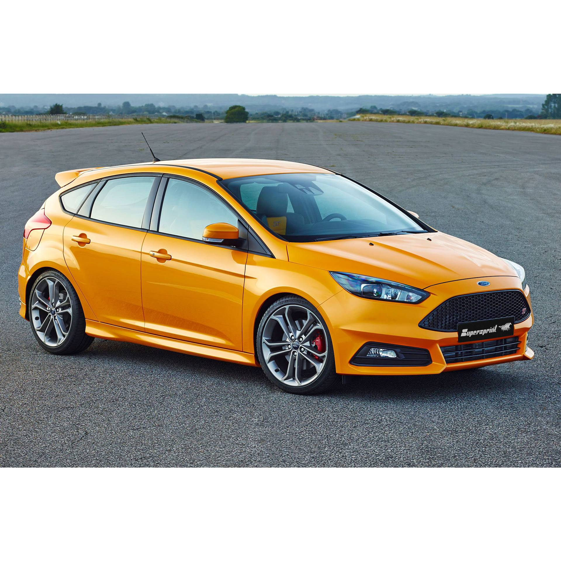 Ford - FORD FOCUS ST 2.0T (US Model / 250 Hp) 2011 -> 2018