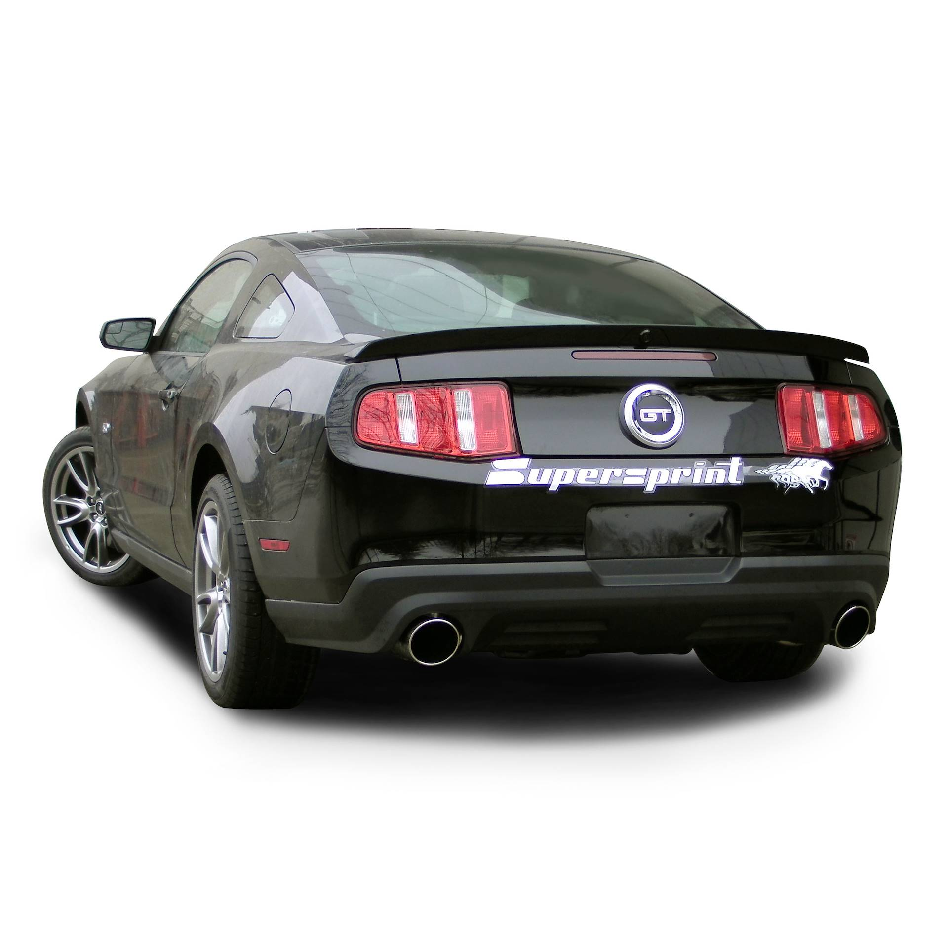 Ford Mustang - FORD MUSTANG 5.0i V8 (418PS) Coupè / Cabrio 2010 ->