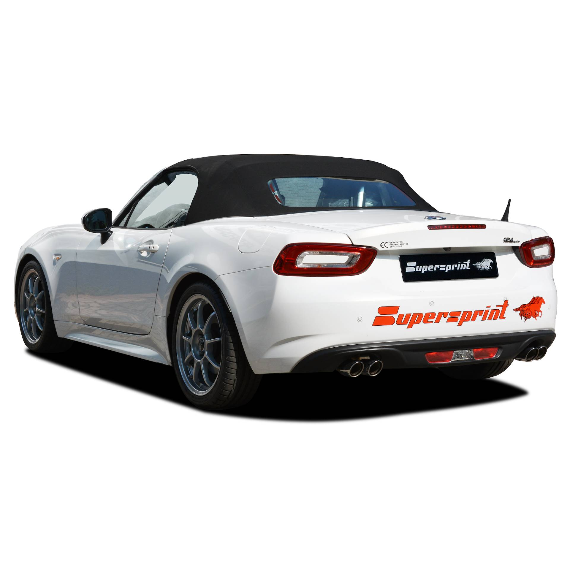 FIAT 124 Spider 1.4T MultiAir (140 Hp) 2016 ->