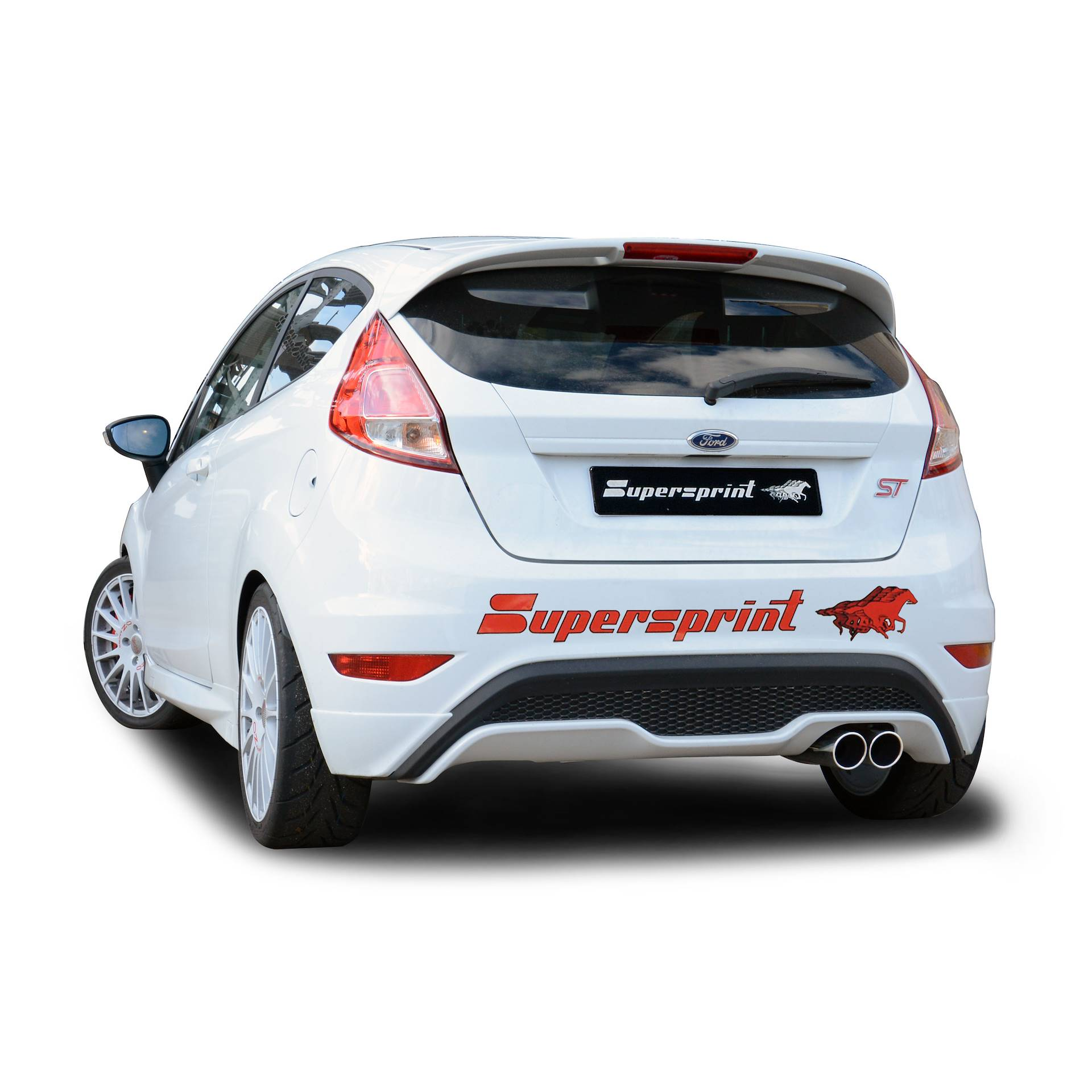 Ford - FORD FIESTA ST 1.6T (182 PS) '13 ->
