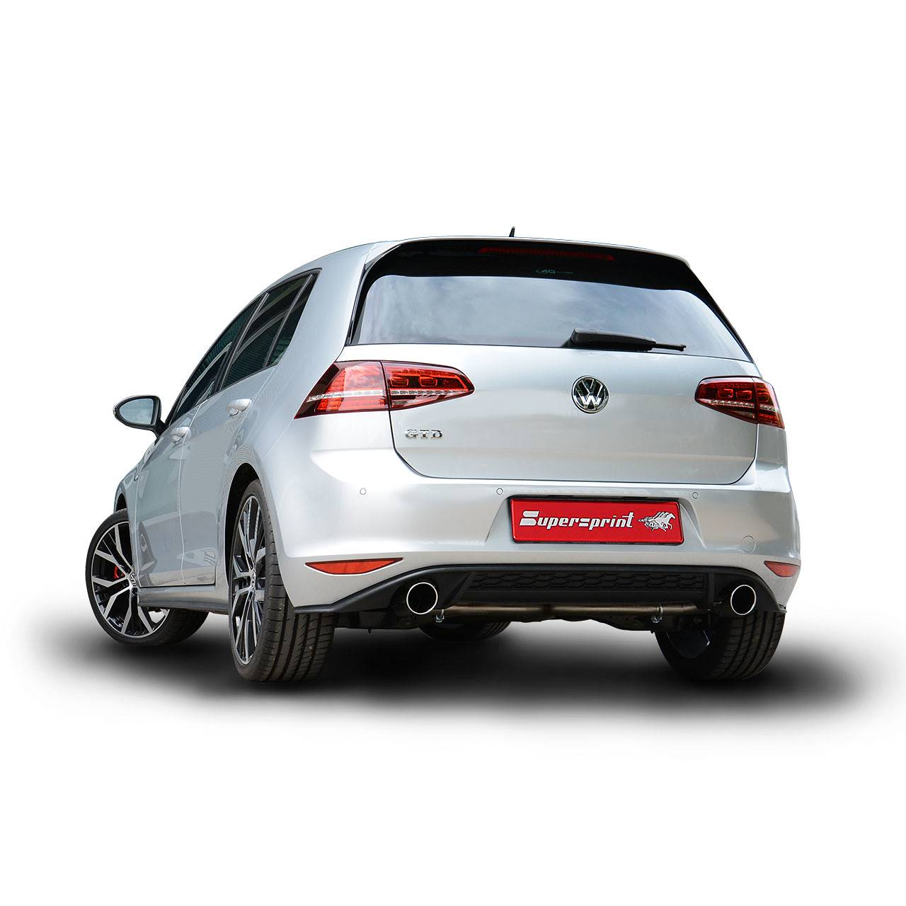 Volkswagen - VW GOLF VII GTD 2.0 (184 PS) 2012 ->  (Sound Generator)
