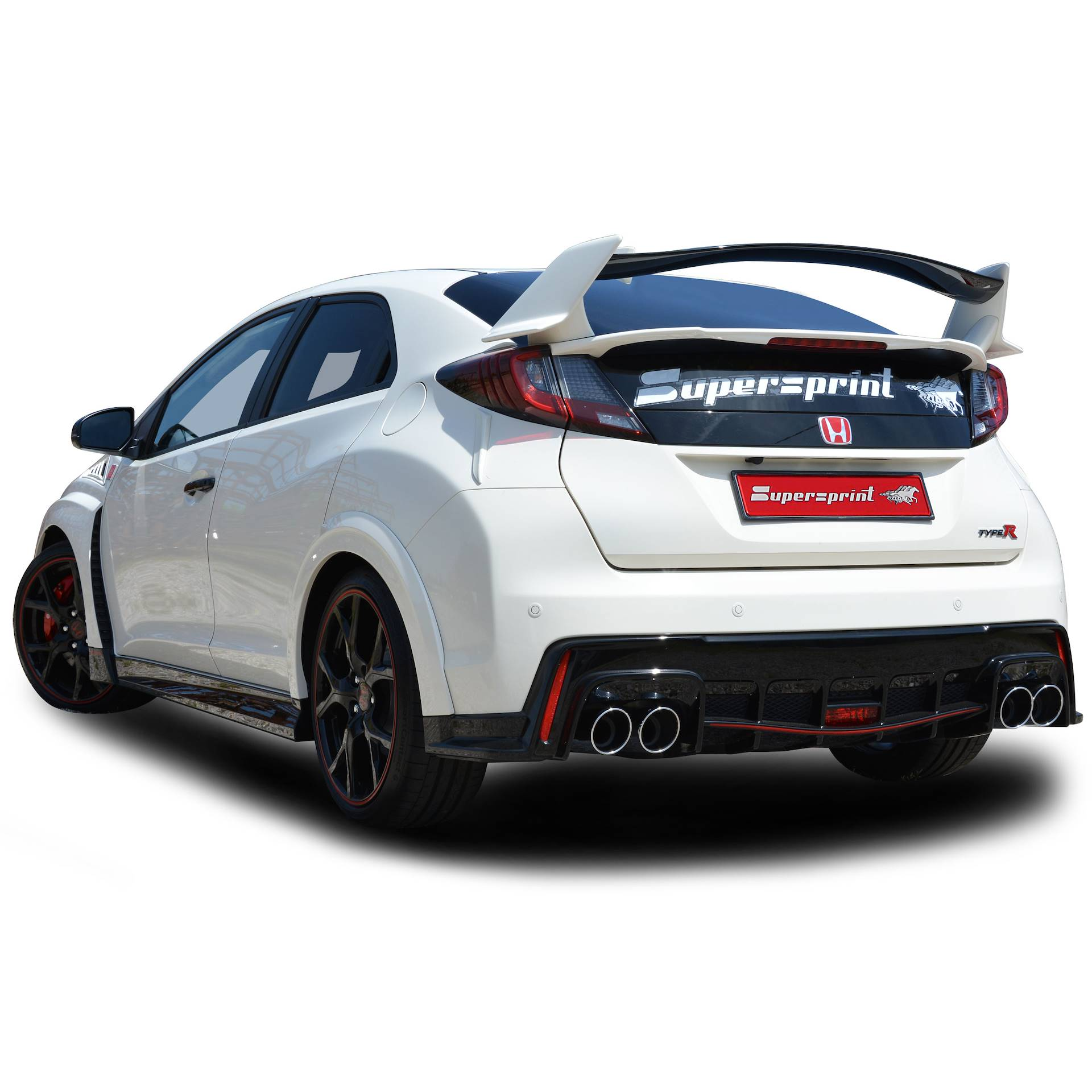 HONDA CIVIC 2.0i Turbo TYPE-R (310Hp) 2015 -> (con valvola)