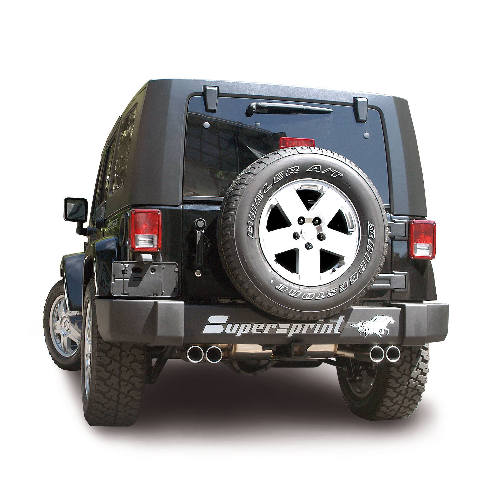 Jeep - JEEP WRANGLER UNLIMITED 4p. 3.8i V6 '07 -> '11