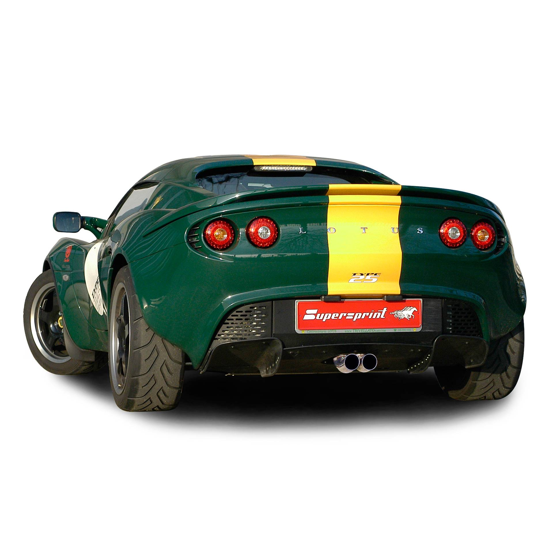 Lotus - LOTUS ELISE TYPE 25 Supercharged (220 PS)  '06 ->