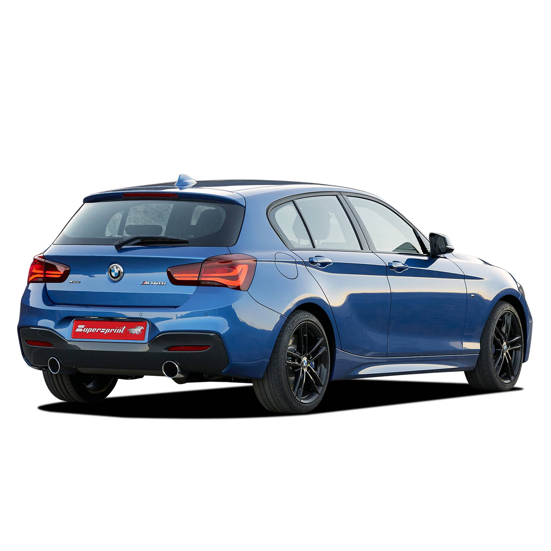 bmw f20 f21 lci m140i 340 hp 2016 bmw exhaust systems. Black Bedroom Furniture Sets. Home Design Ideas