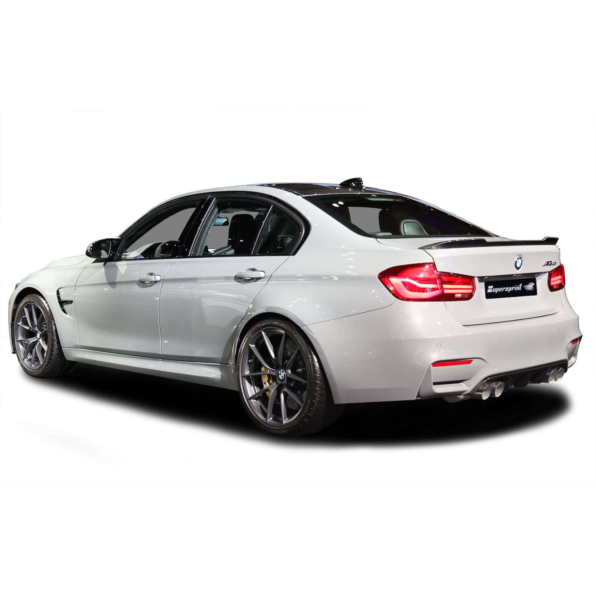 Bmw M3 Cs: Performance Sport Exhaust For BMW F80 M3 CS LCI, BMW F80