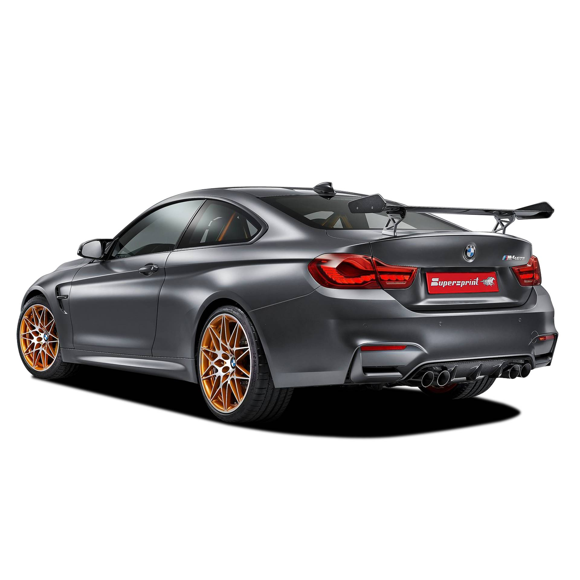 BMW M - BMW F82 M4 GTS (500 Hp) 2016 -> 2017 (with valve)
