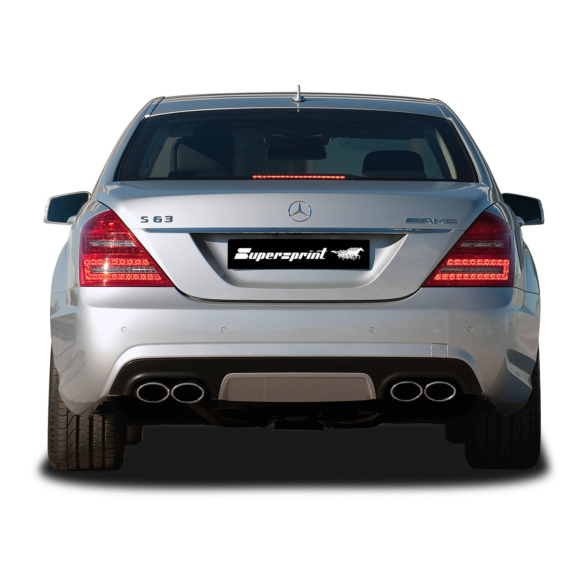 Mercedes AMG - MERCEDES W221 S 63 AMG V8 (M156 - 525 Hp) 2007 -> 2010 (with valve)