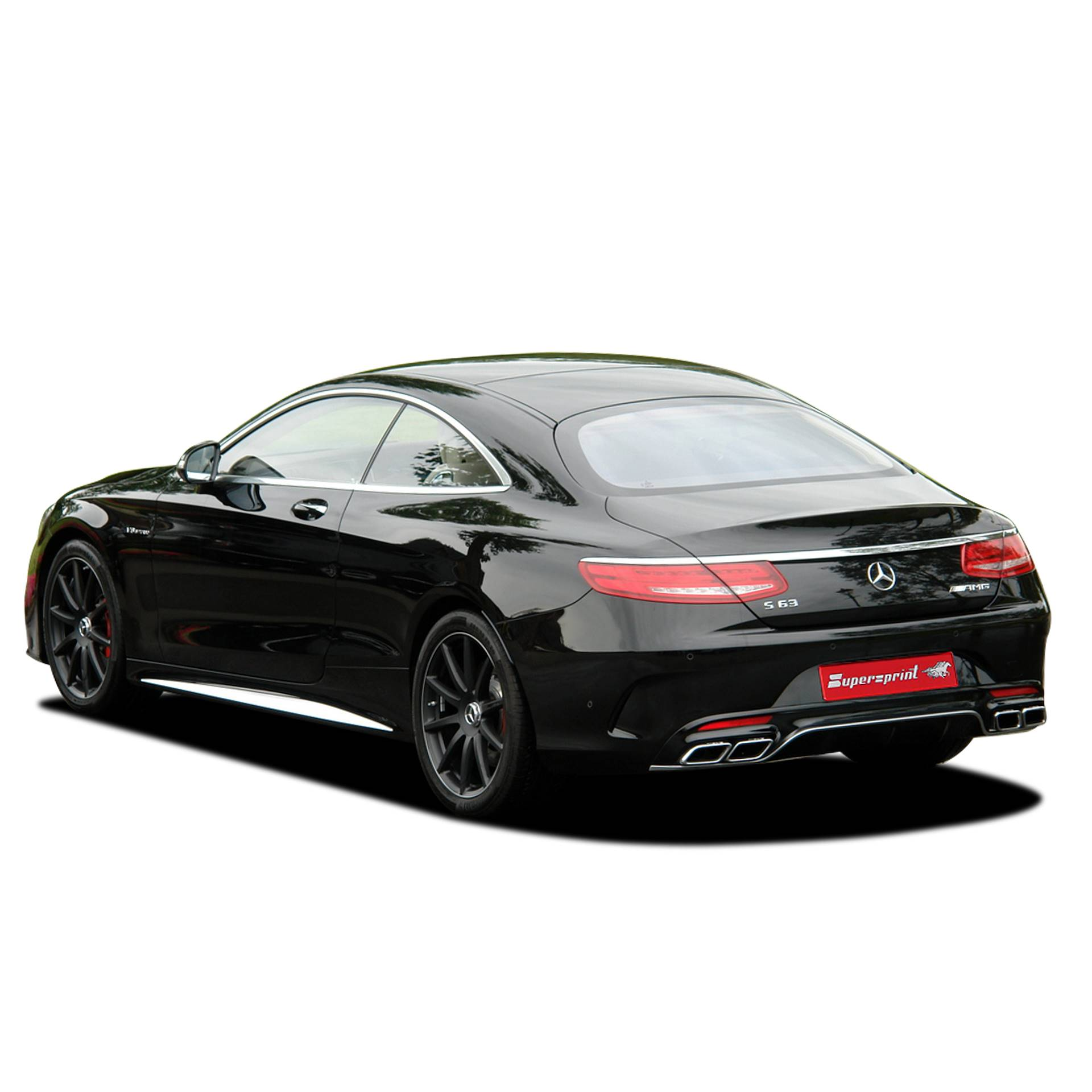 MERCEDES C217 S 63 AMG 5.5i V8 Bi-Turbo (M157 - 585 Hp) 2015 -> 2017 (带阀门)