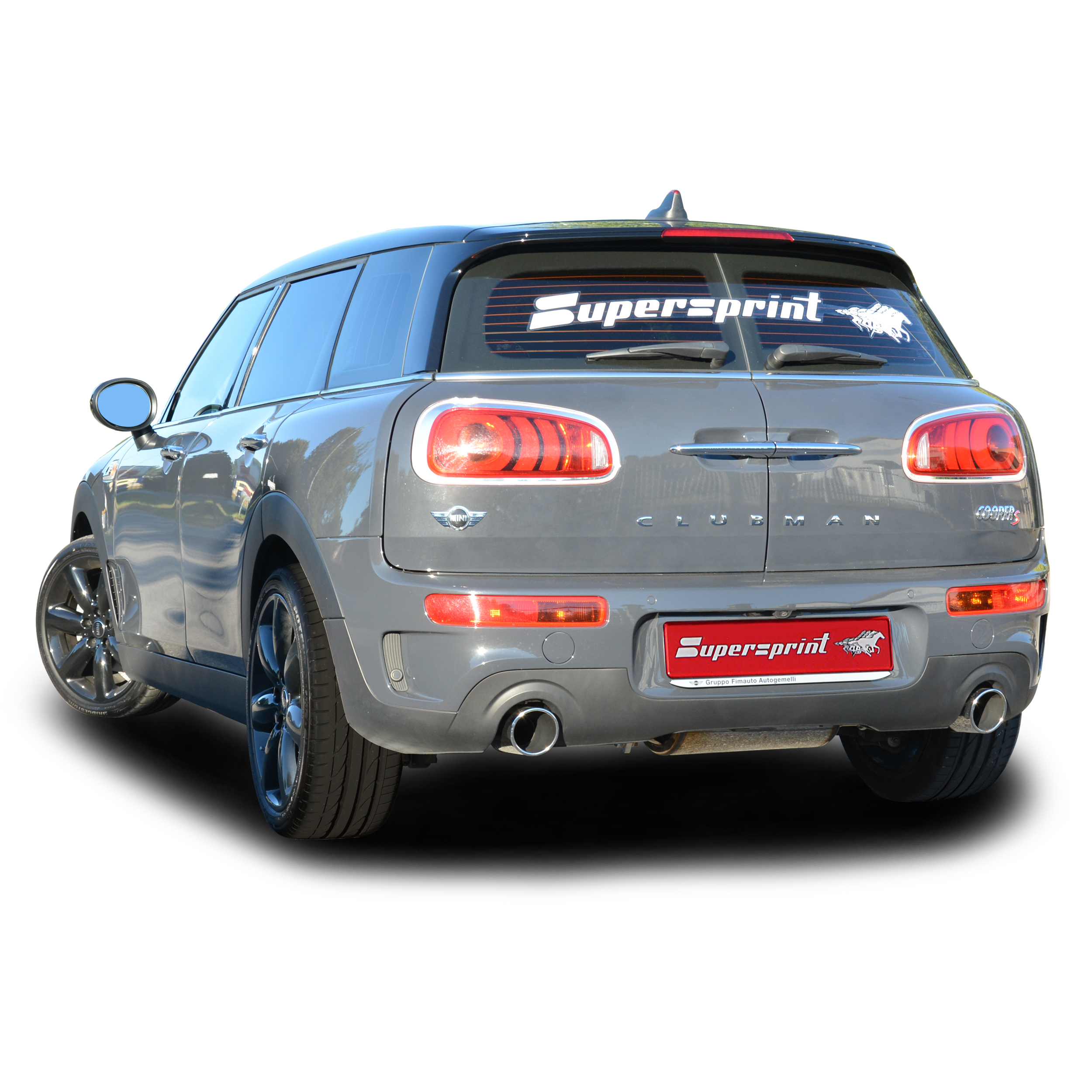 BMW MINI - MINI Cooper Clubman S JCW ALL4 F54 2.0T (Moteur B48 - 231 Hp) 2015 ->