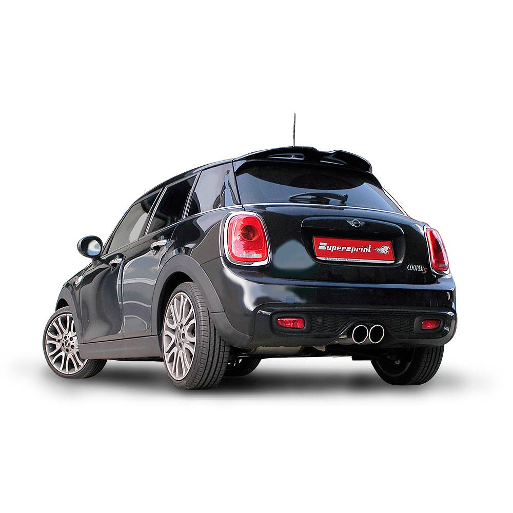 MINI F55 Cooper S (5 door) 2.0T (B48 Engine - 192 Hp) '14-> (with valve)