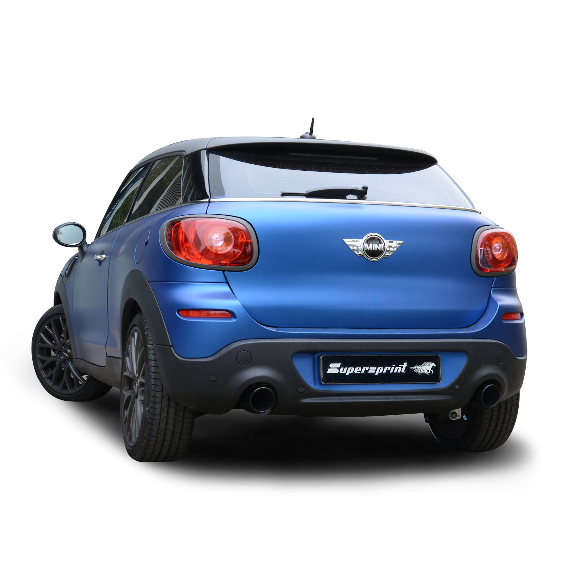 BMW MINI - BMW MINI Cooper S Paceman ALL4 1.6i Turbo 2013 ->