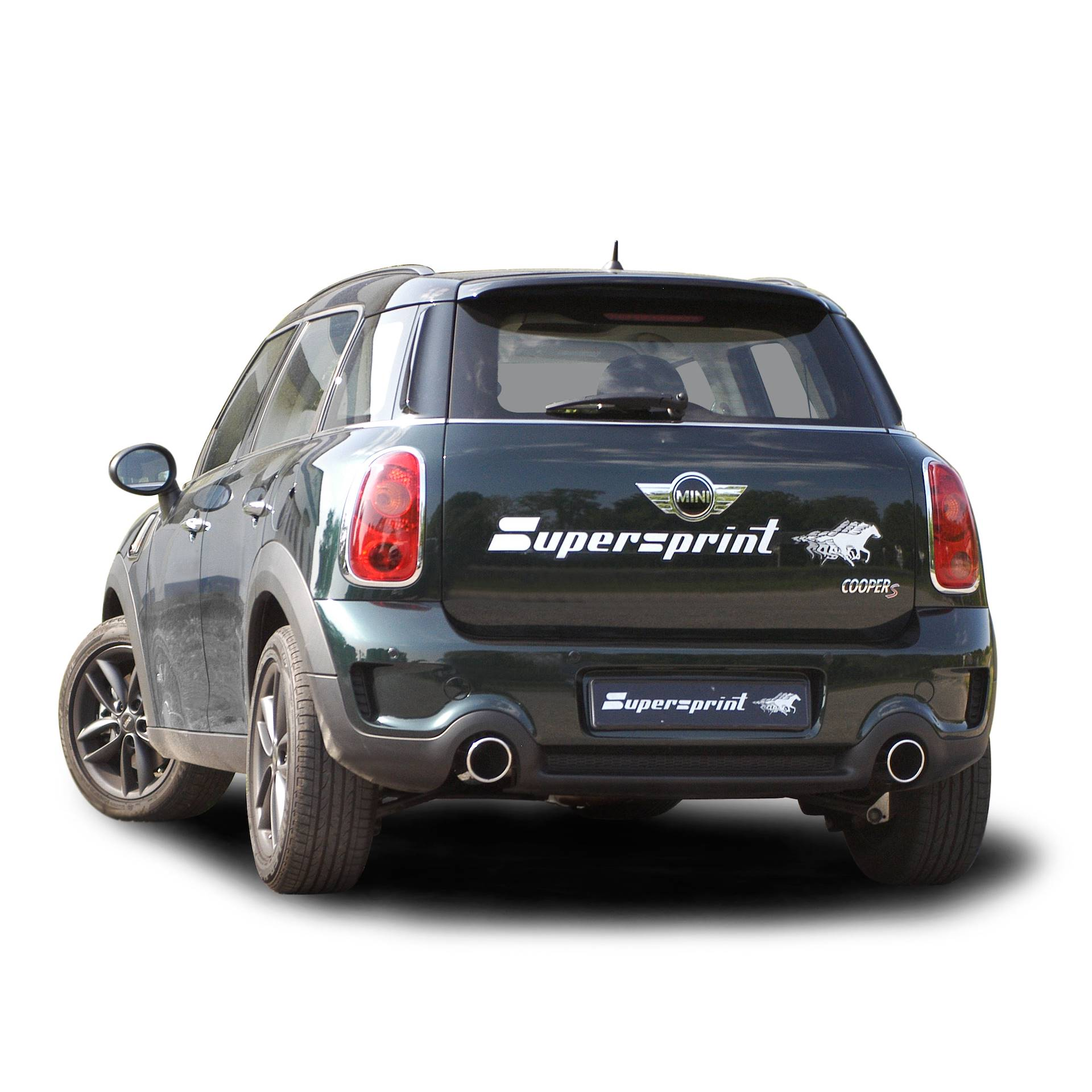 Mini Cooper S Countryman All4 Ligne Compl 232 Te Supersprint Vid 233 Os Officielles