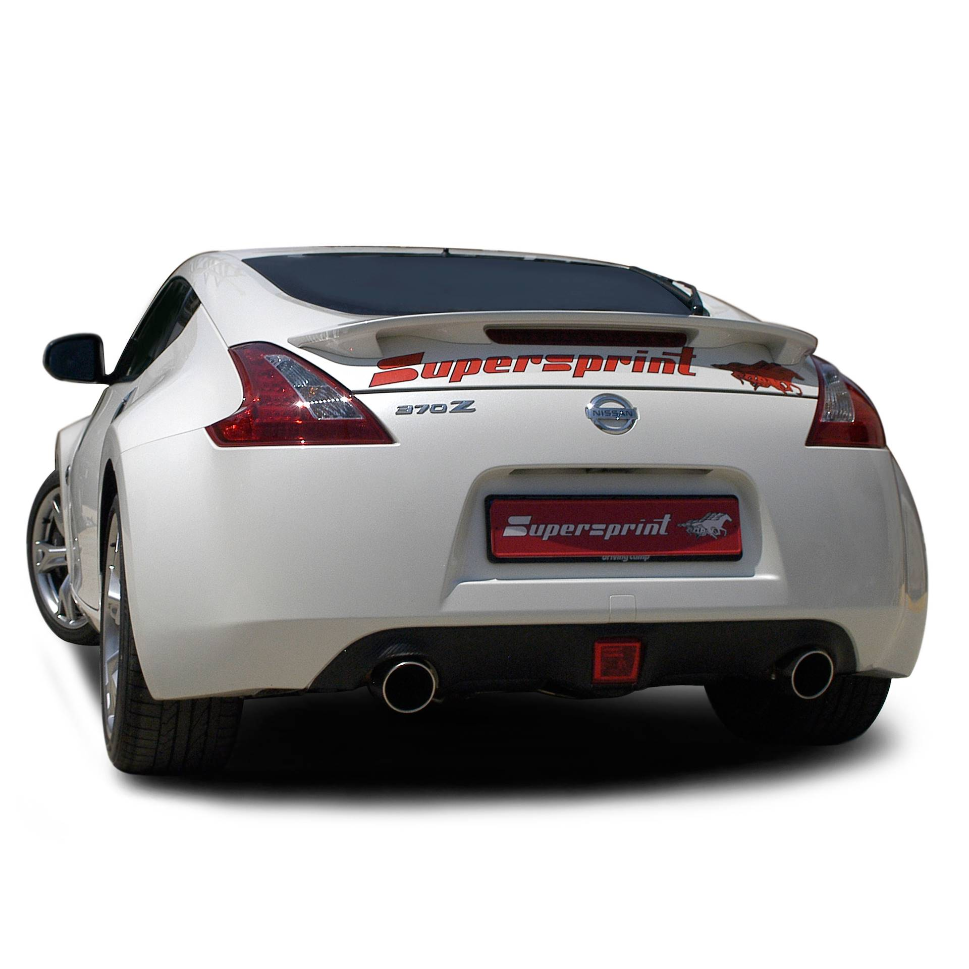 nissan 370z coup cabrio 331 hp 39 09 nissan exhaust systems. Black Bedroom Furniture Sets. Home Design Ideas