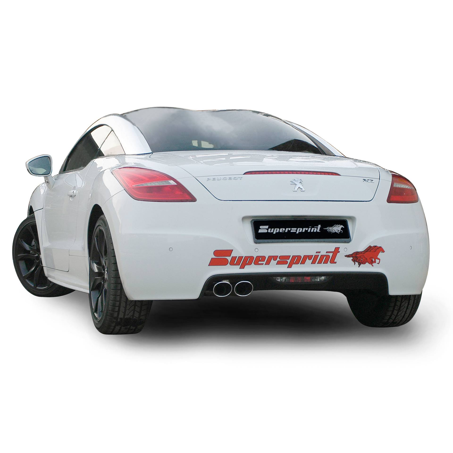 peugeot rcz 1 6 thp 200 hp 2010 1015 peugeot impianti di scarico. Black Bedroom Furniture Sets. Home Design Ideas