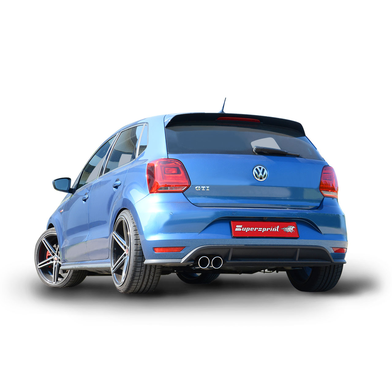 Volkswagen - VW POLO 6C GTI 1.8 TSI 3p./5p. (192 PS) 2015 ->