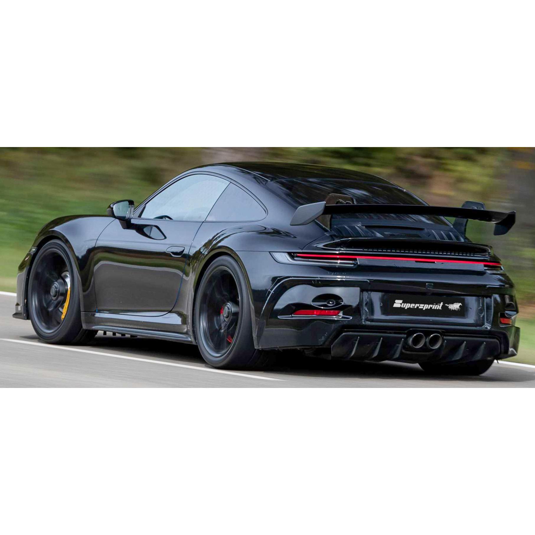 Supersprint program- til Porsche 911 GT3 - type 992