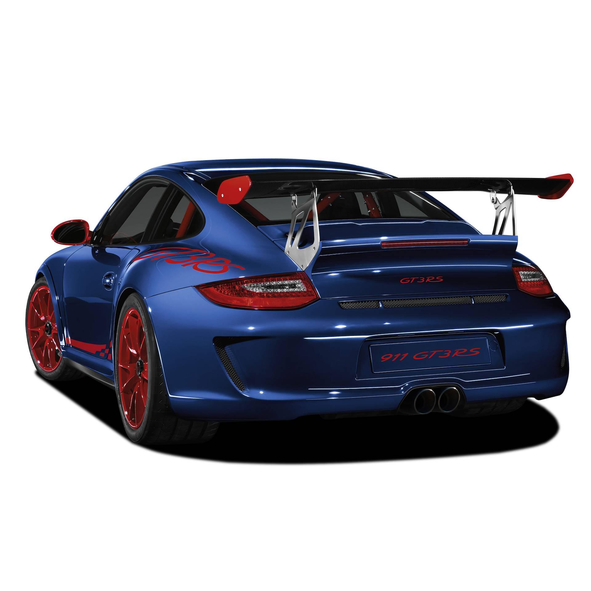 Supersprint sportsudstødning til porsche 997 GT3/GT3 RS
