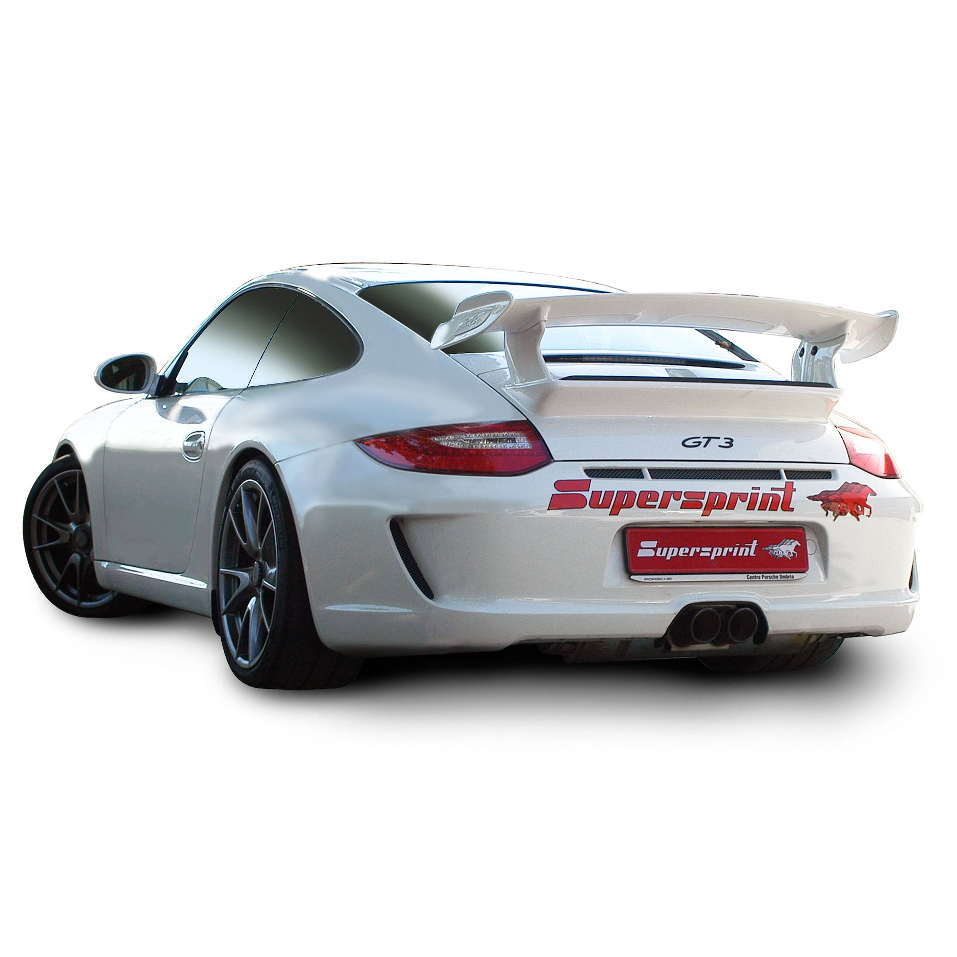 Performance Sport Exhaust For Porsche 997 2 Gt3 Porsche