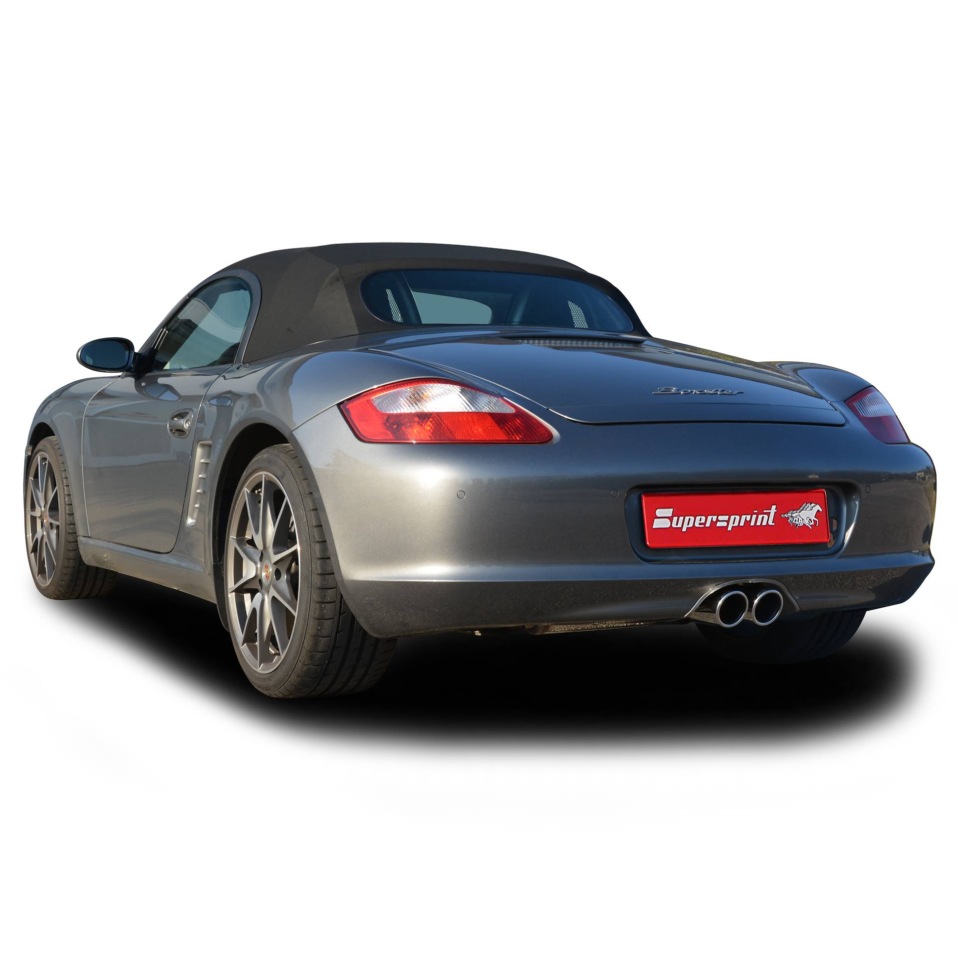 Performance Sport Exhaust For Porsche Boxster 987 2 7i