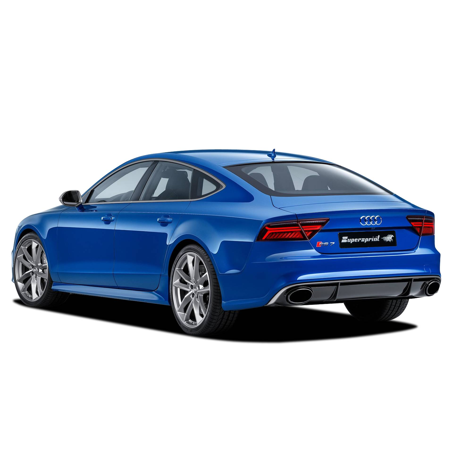 2015 Audi A7 Camshaft: Performance Sport Exhaust For Audi RS7 Performance With