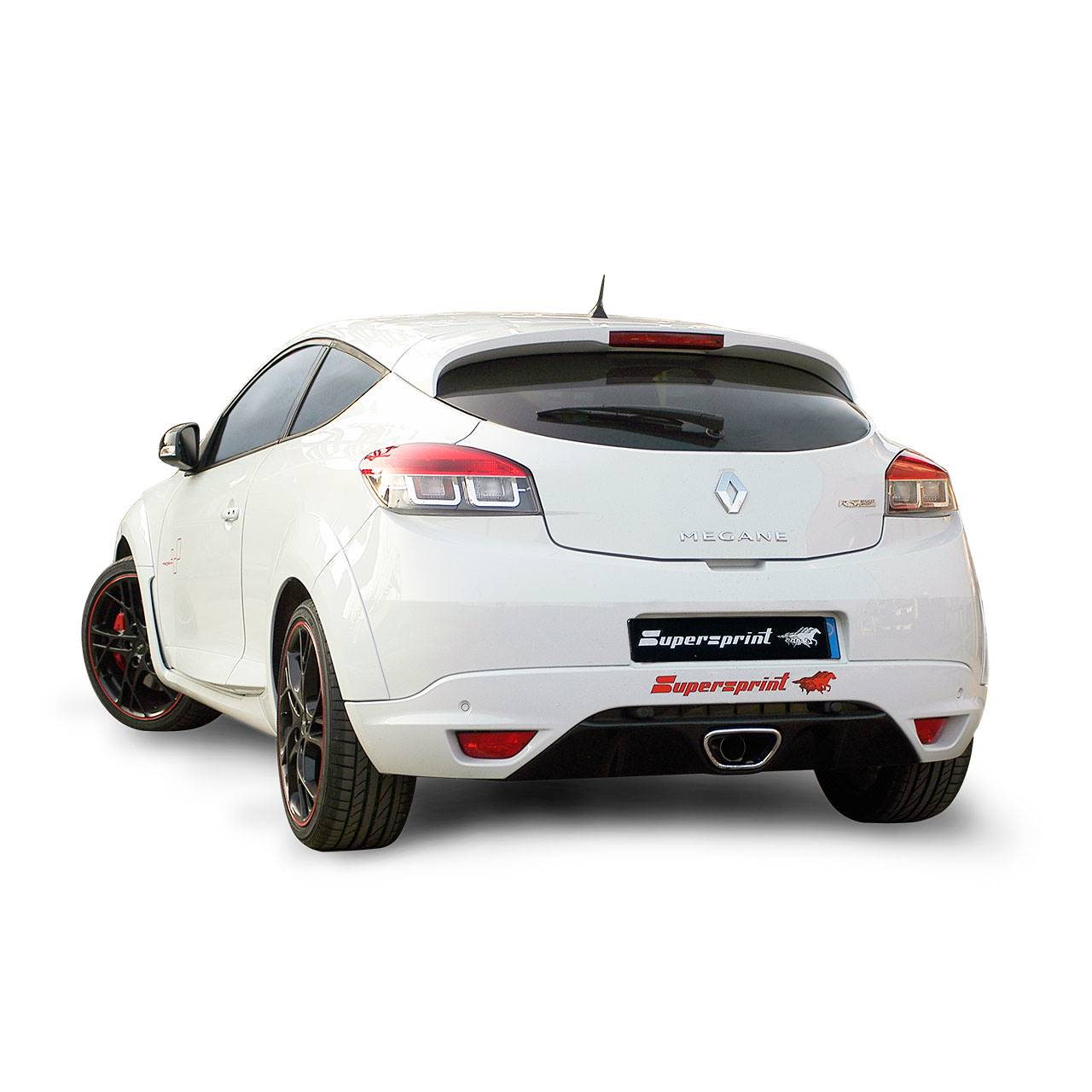 performance sport exhaust for renaultsport megane 265 renault megane iii coup 2 0 rs trophy. Black Bedroom Furniture Sets. Home Design Ideas