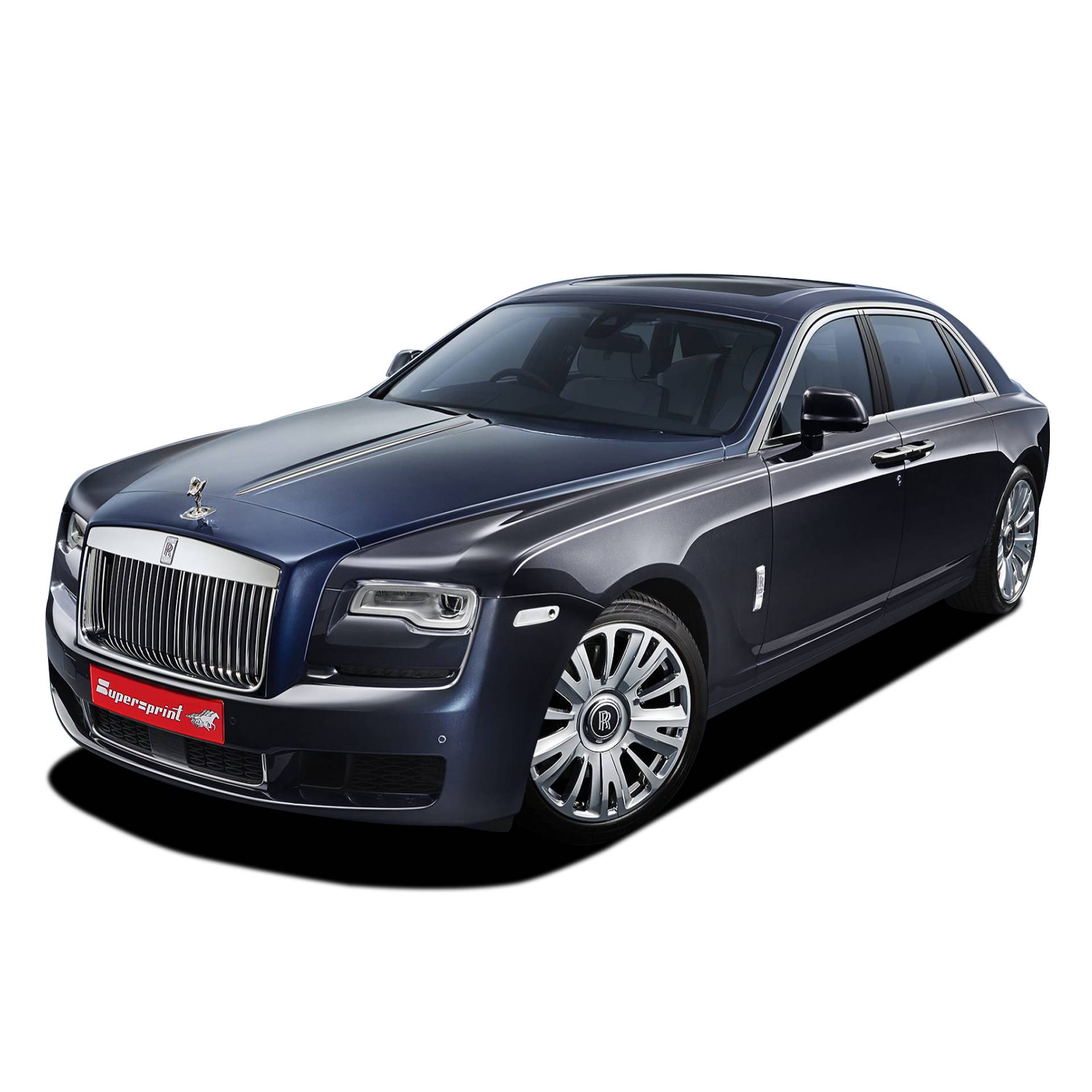 ROLLS ROYCE Ghost 6.6L V12 Bi-Turbo 2008 -> 2018