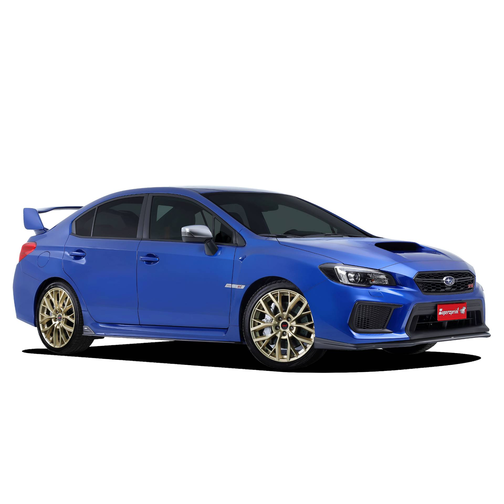 "SUBARU WRX STi ""Legendary Edition"" 2.5i Turbo (300 Hp) 2018"