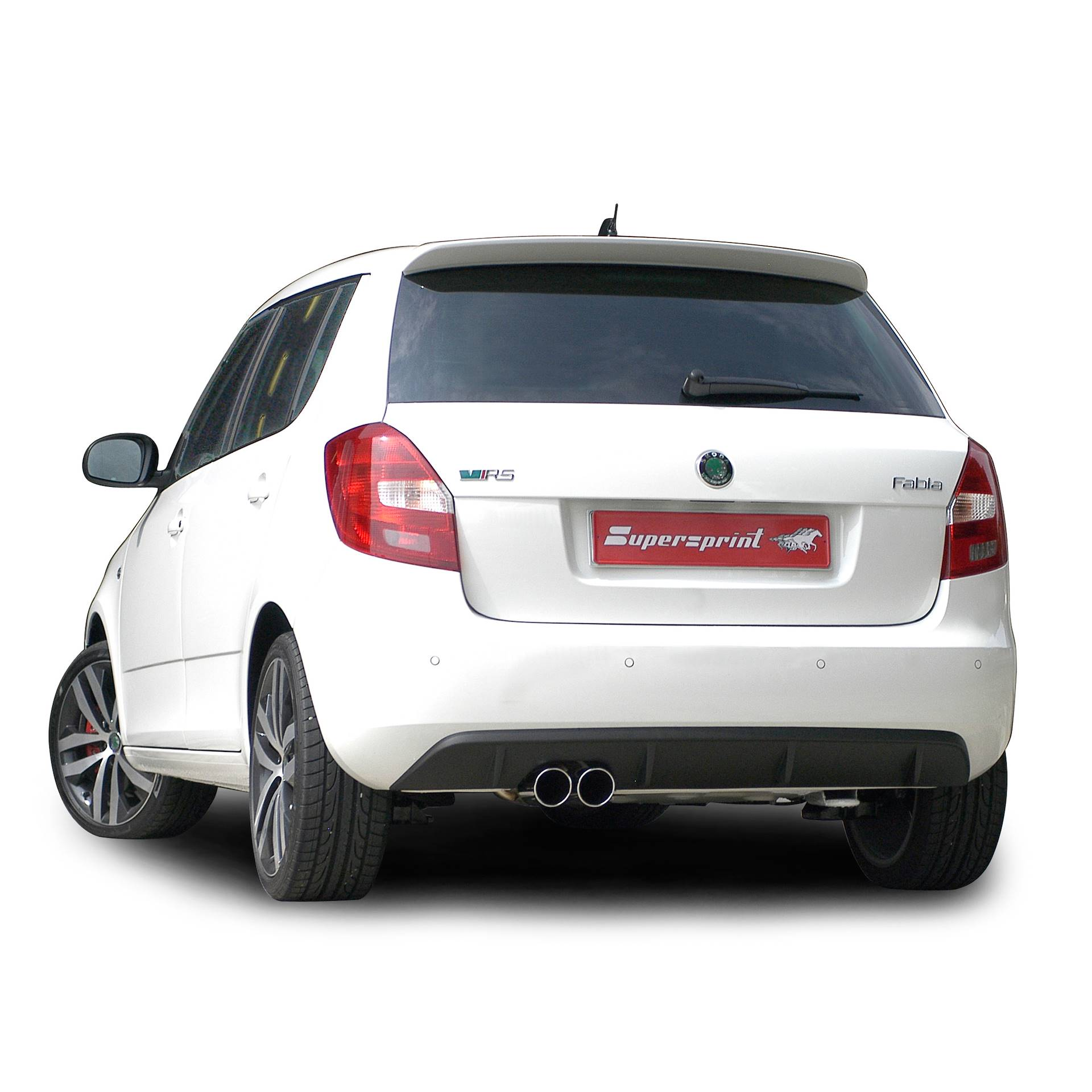 skoda fabia rs 1 4 tsi 180 ps by bbm motorsport supersprint auspuffanlage private videos. Black Bedroom Furniture Sets. Home Design Ideas