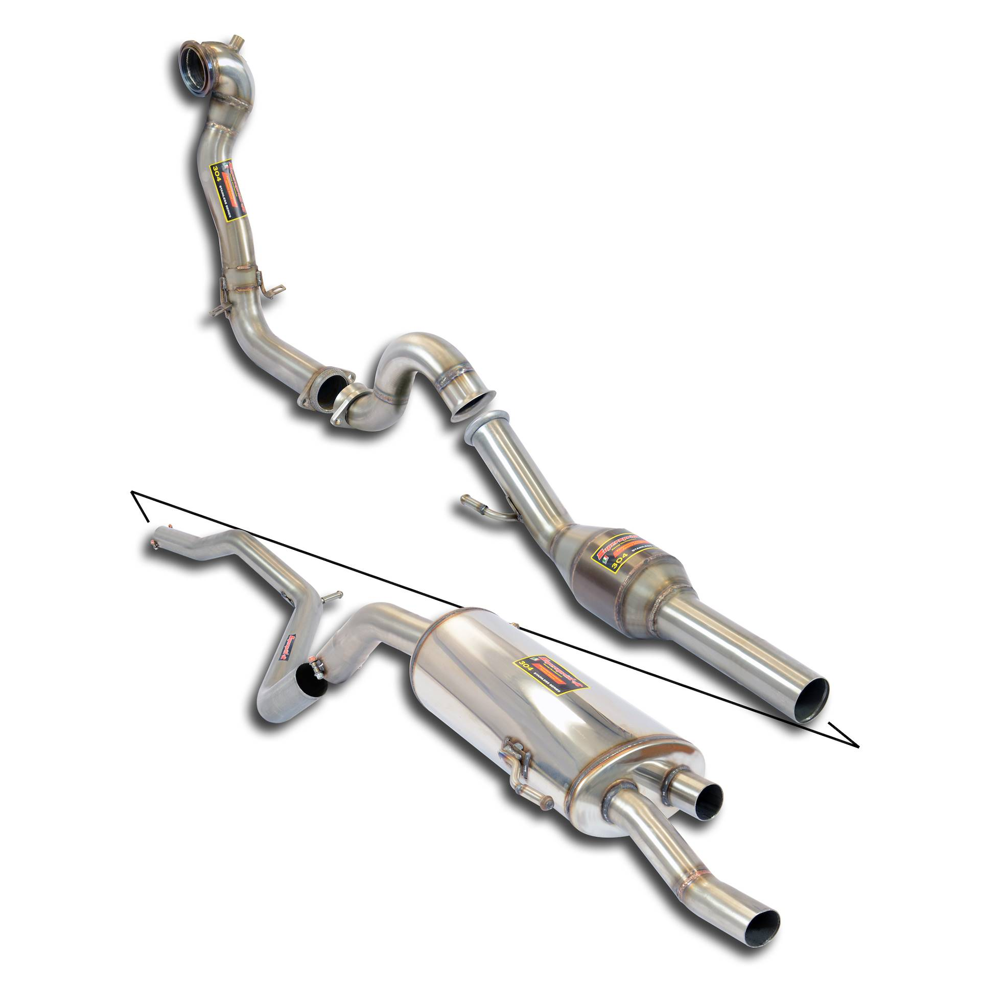 Peugeot - PEUGEOT RCZ R 1.6T (270 Hp) 2013 -> 2015 Sport performance pack, performance exhaust systems