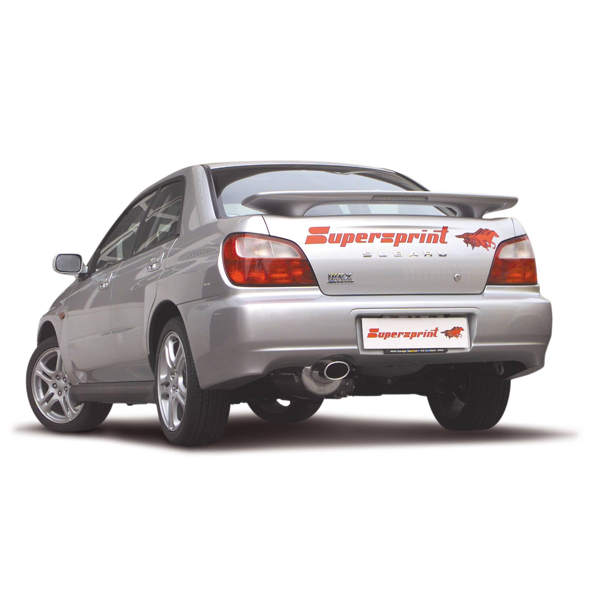 SUBARU IMPREZA 4WD 2.0i WRX (218 Hp) (4d.+Compact Wagon