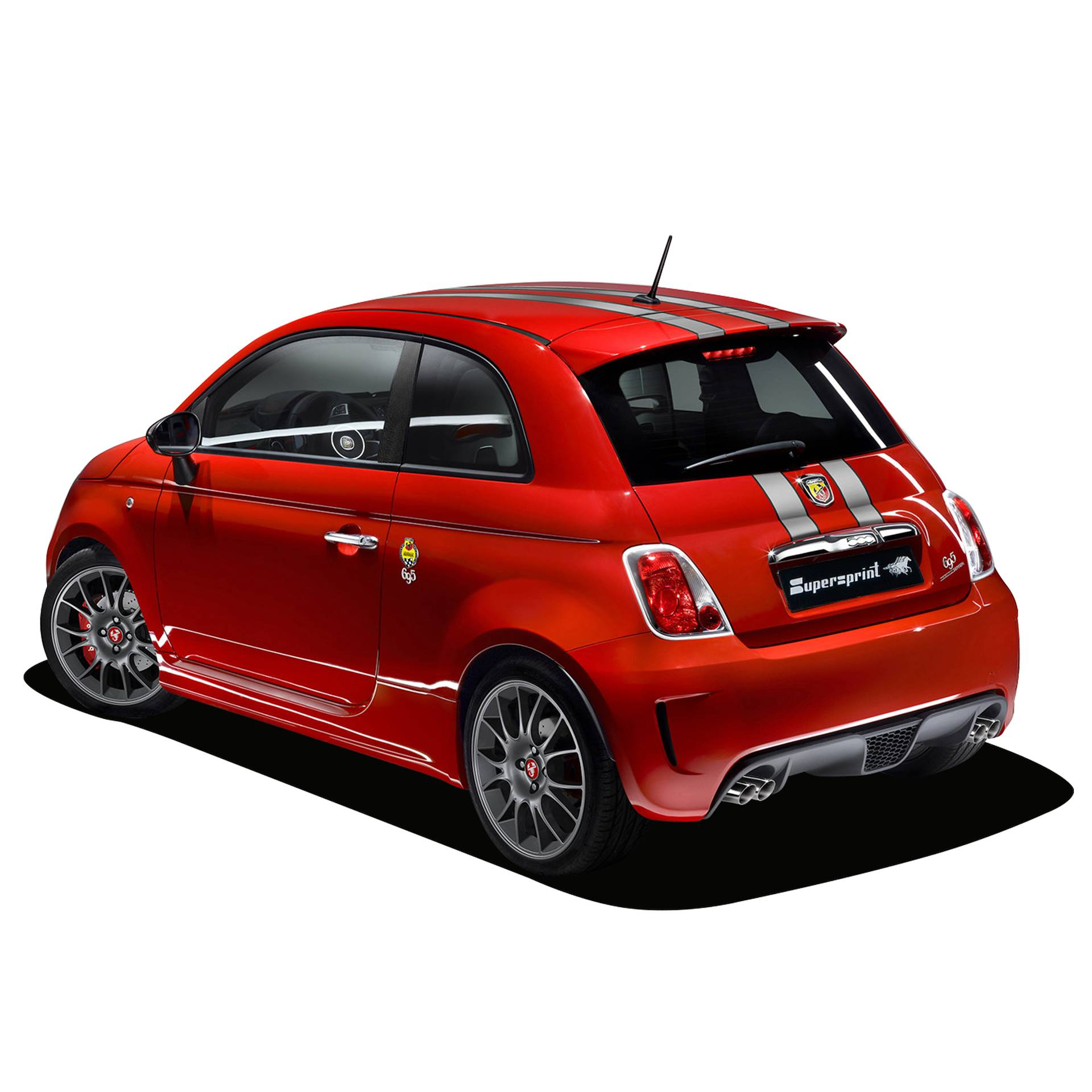 "695 ABARTH 1.4T ""Tributo Ferrari"" (180 Hp) 2009 ->"
