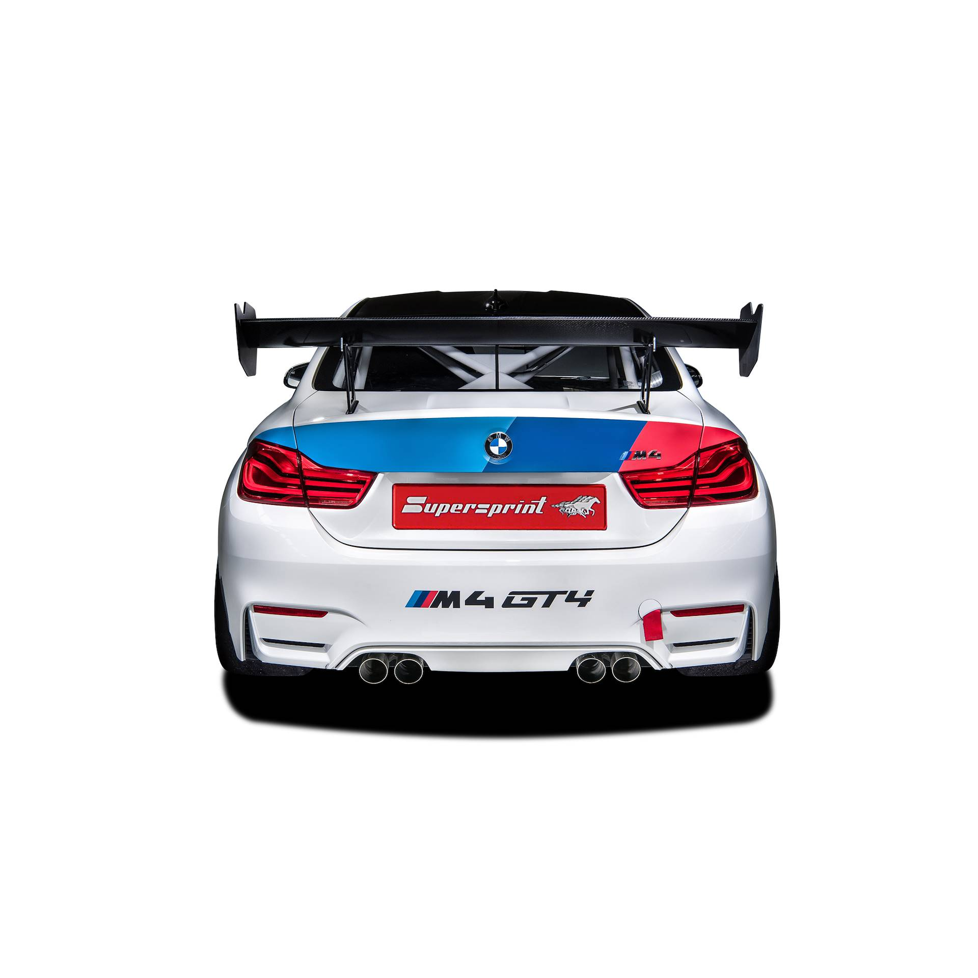 Performance Sport Exhaust For BMW F82 M4 GT4, BMW F82 M4