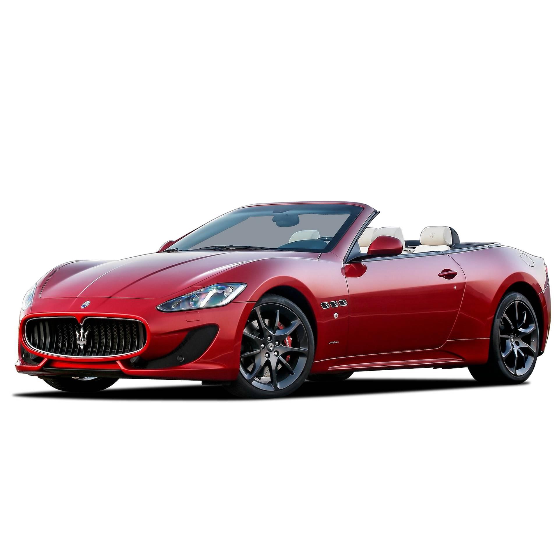 MASERATI GranCabrio Sport 4.7i V8 (450 / 460 Hp) 2011 ->, Maserati ...