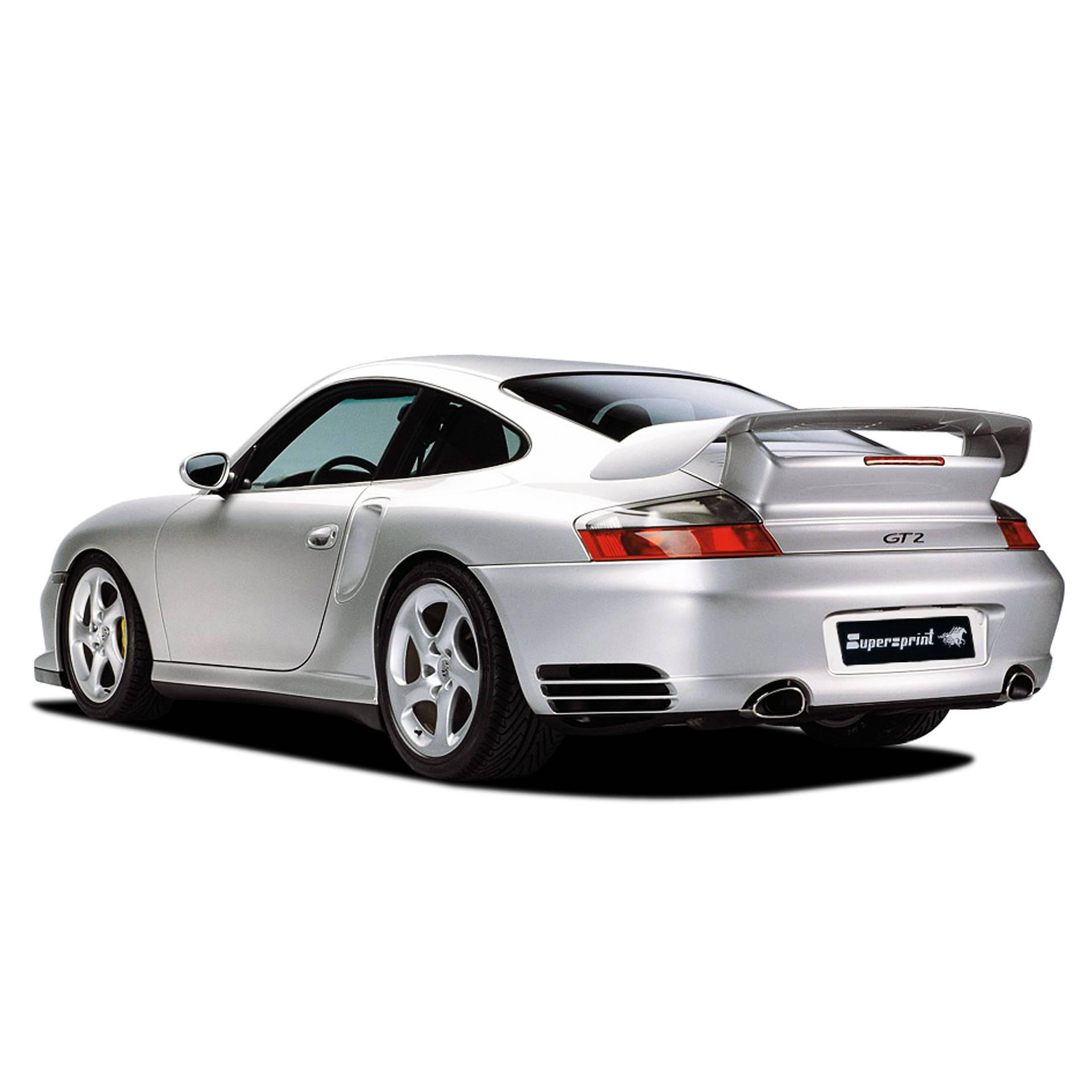 Porsche 996 Engine Hp: PORSCHE 996 GT2 (video I), Offizielle Supersprint Videos