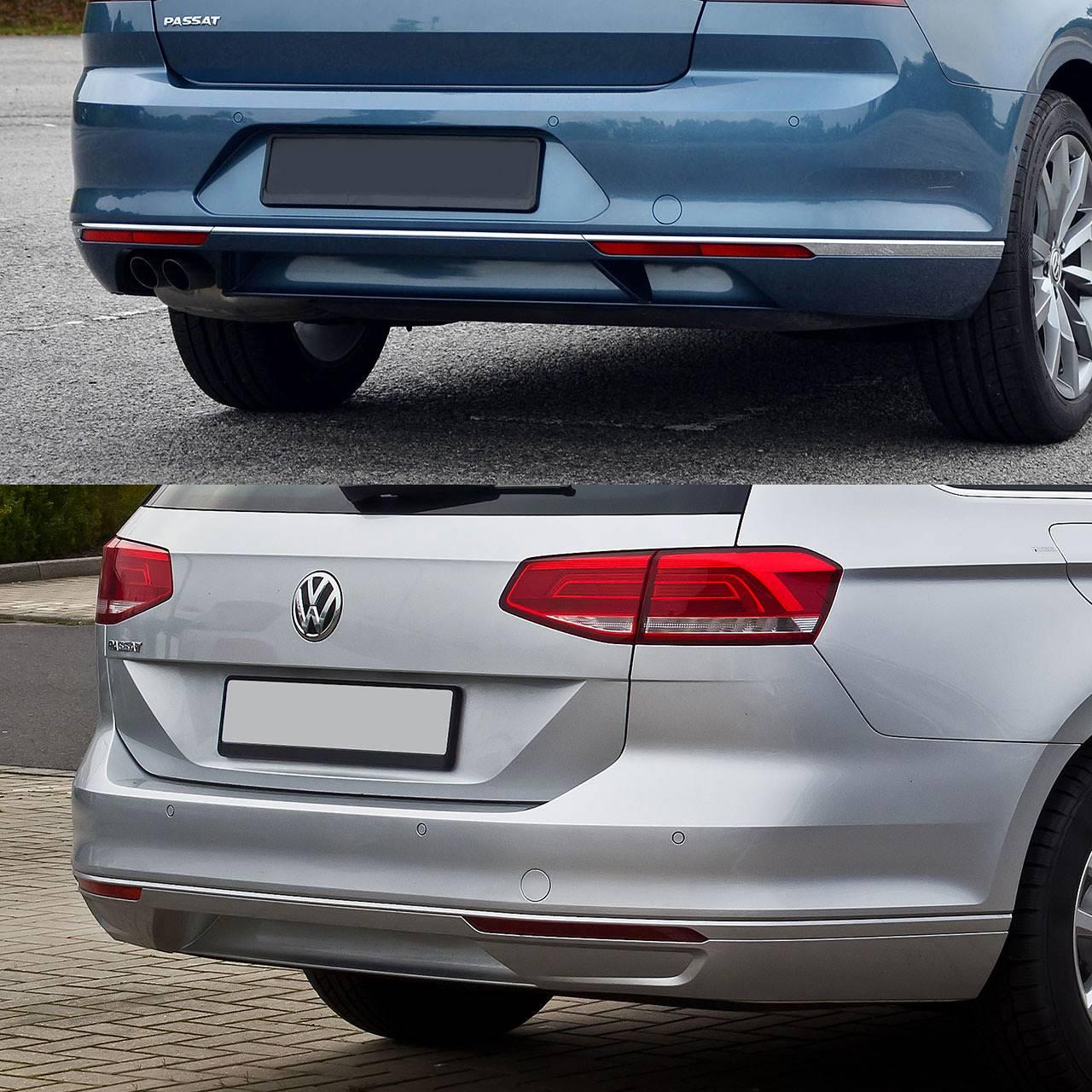 Performance sport exhaust for VW PASSAT B8 2 0 TDI, VW