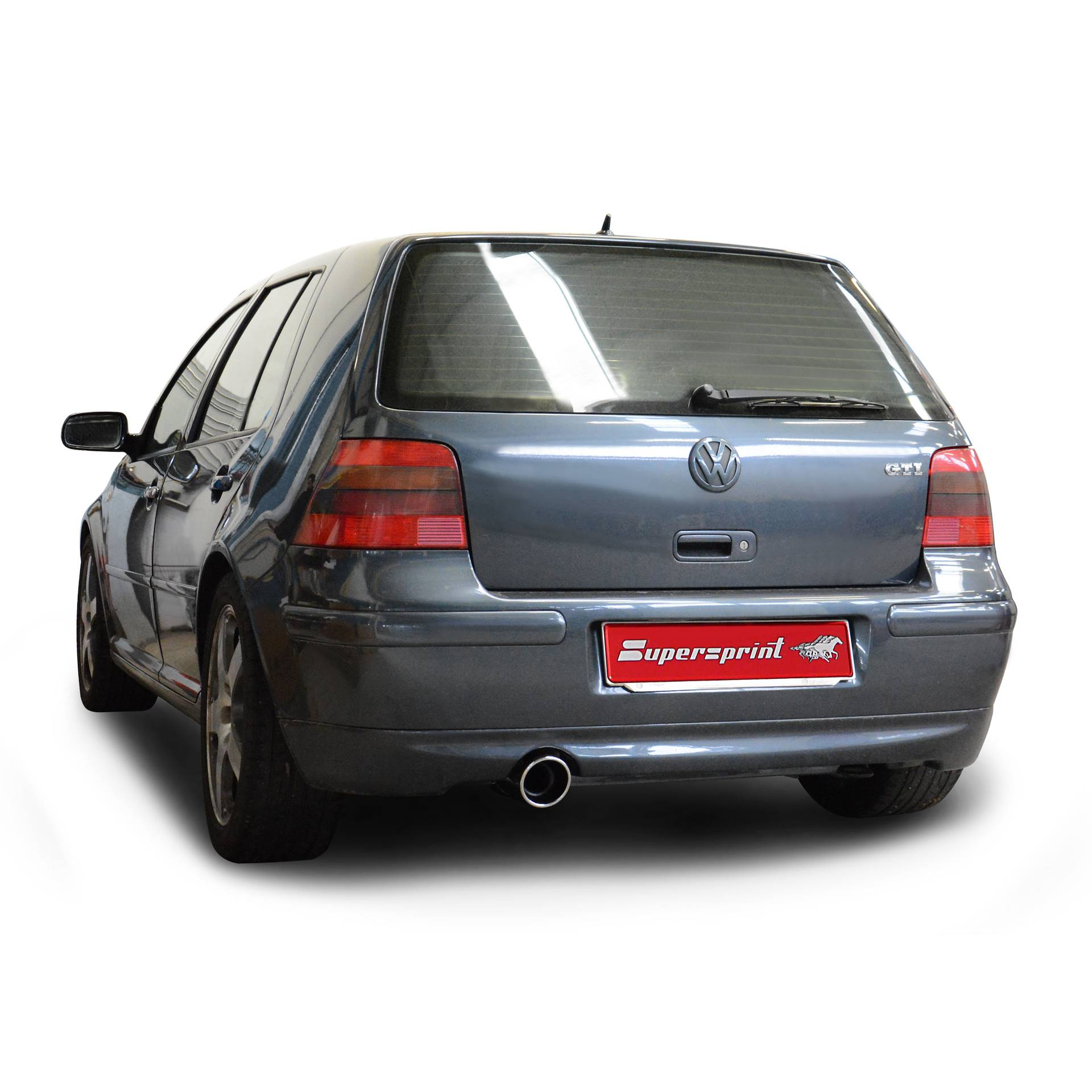 "Volkswagen - VW GOLF IV 1.8 GTi Turbo ""EDITION 25"" (180 PS) '02 -> '04"