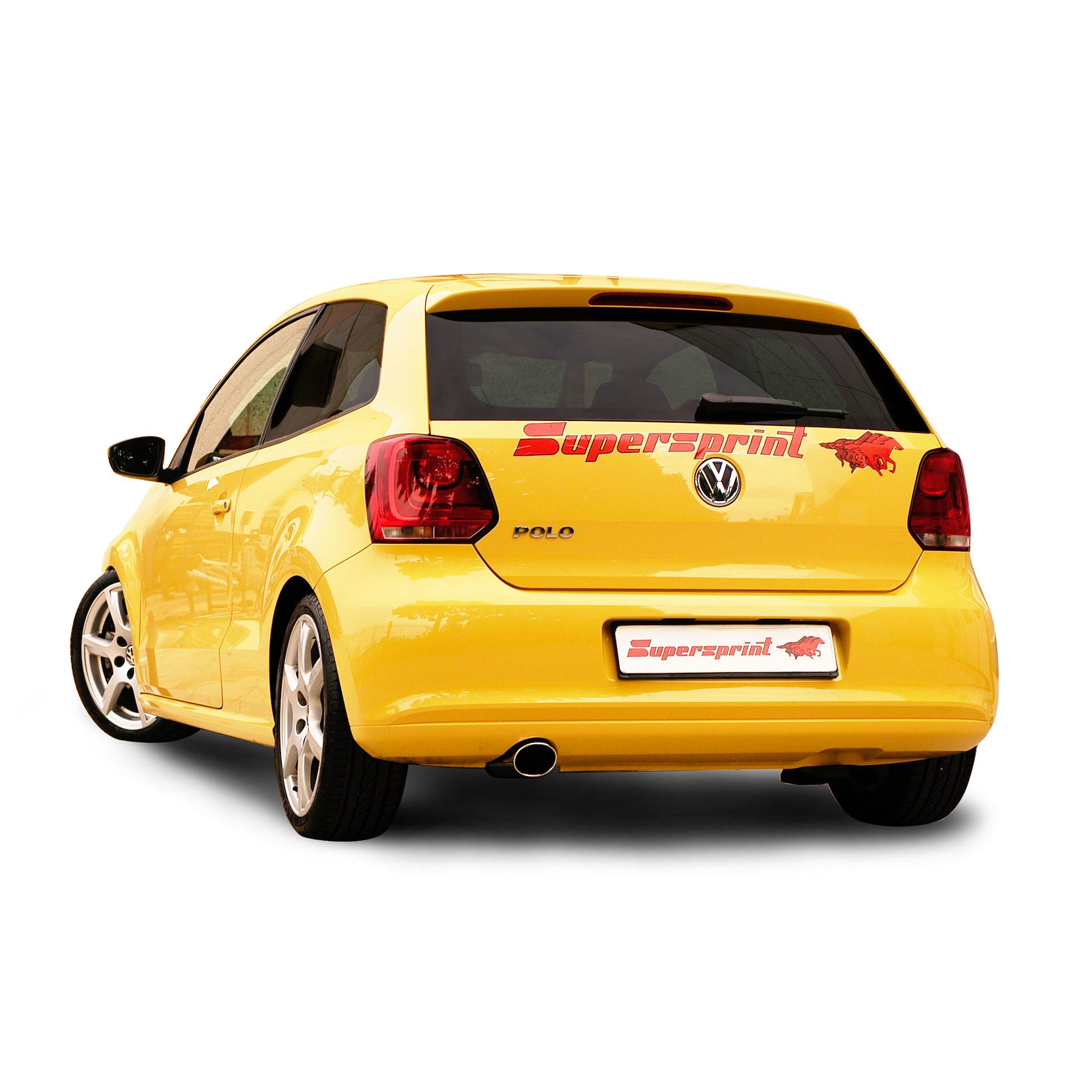 Volkswagen - VW POLO 6R 1.2 TSI 3p./5p. (90-105 PS) 2009 ->