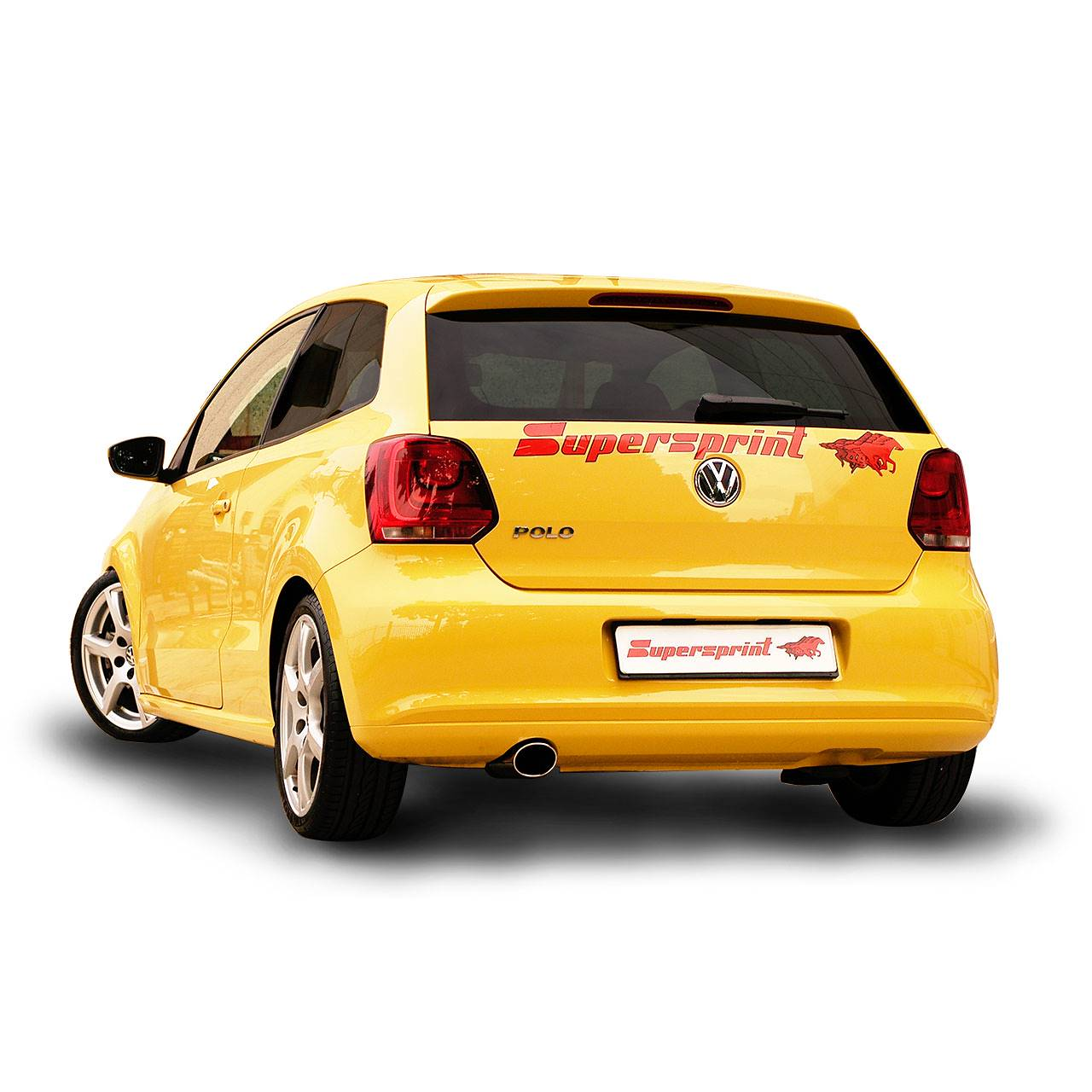 Volkswagen - VW POLO 6R 1.6 TDI 3p./5p. (75-90-105 PS) 2009 -> 2014