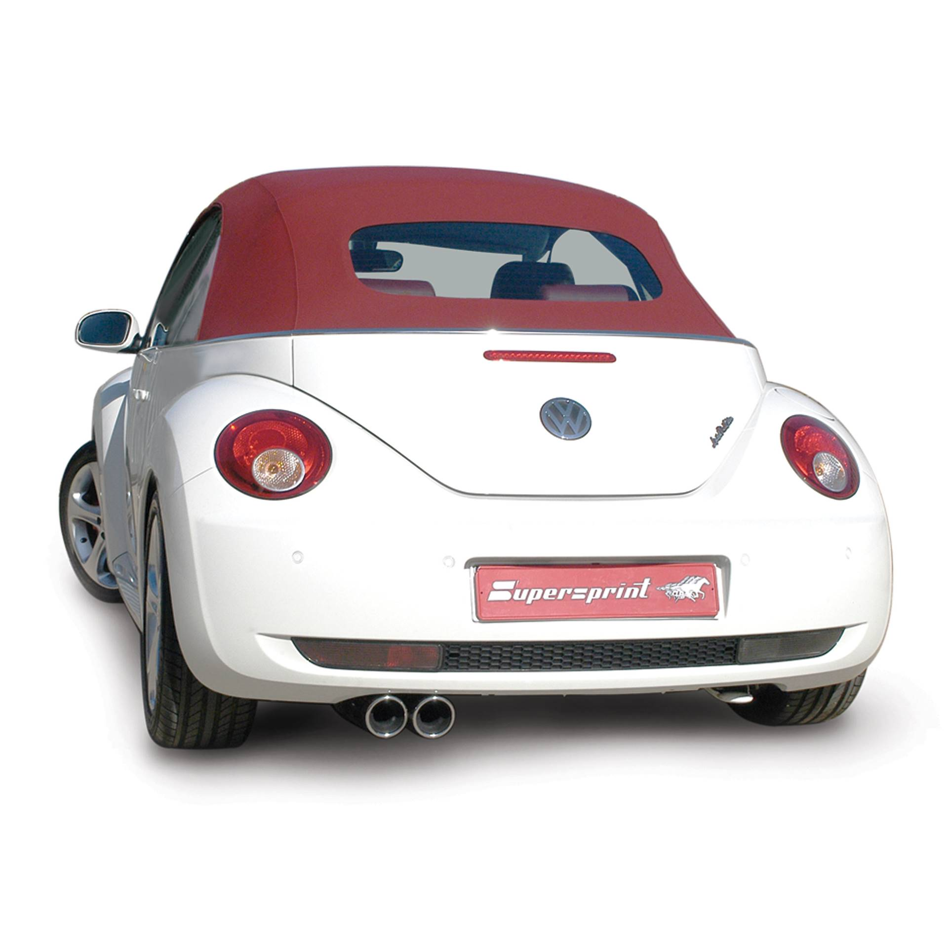 Volkswagen - VW NEW BEETLE / NEW BEETLE CABRIO 2.0i (115 Hp) 2006 -> 2011
