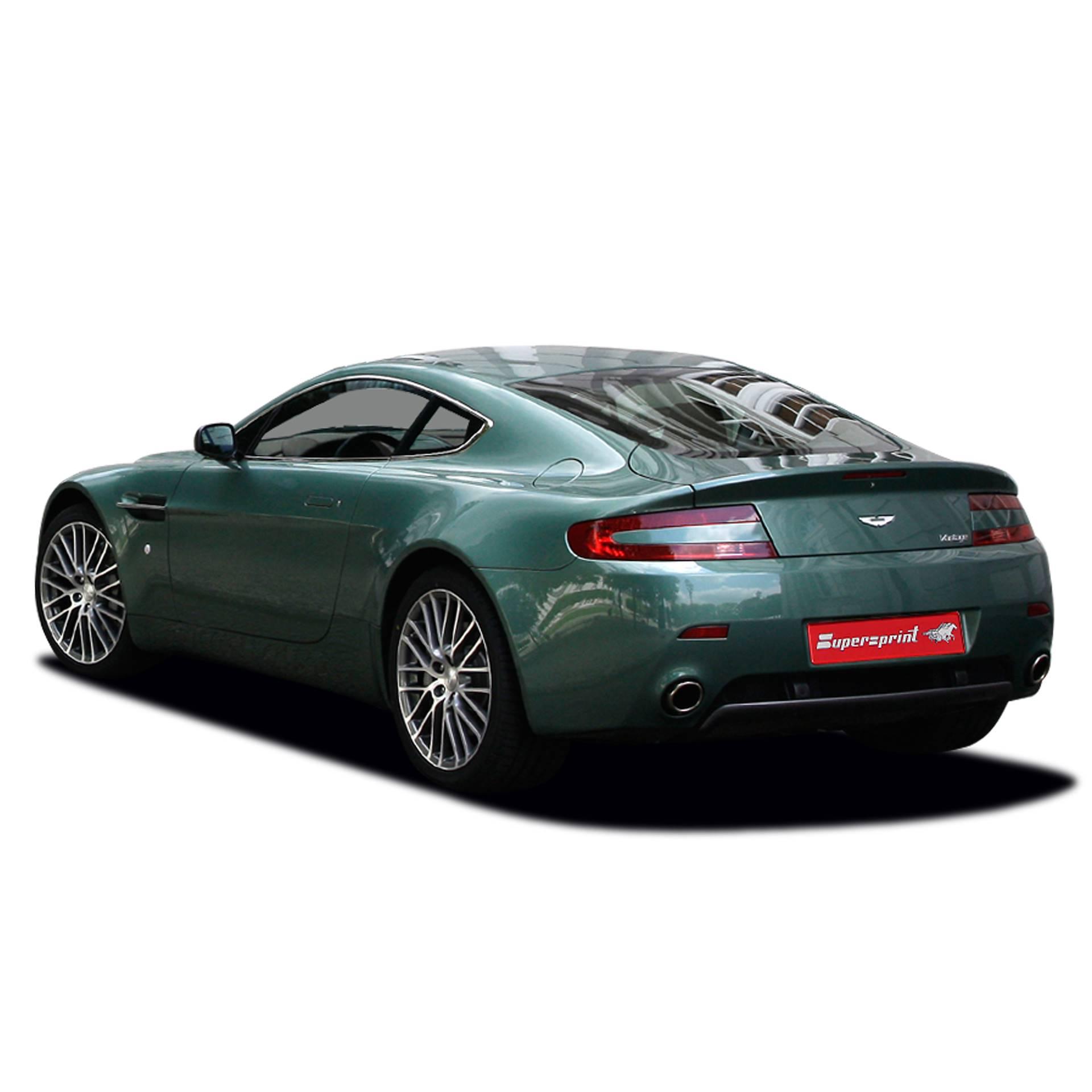 Supersprint Exhaust For Aston Martin Vantage V8 4 3i 06