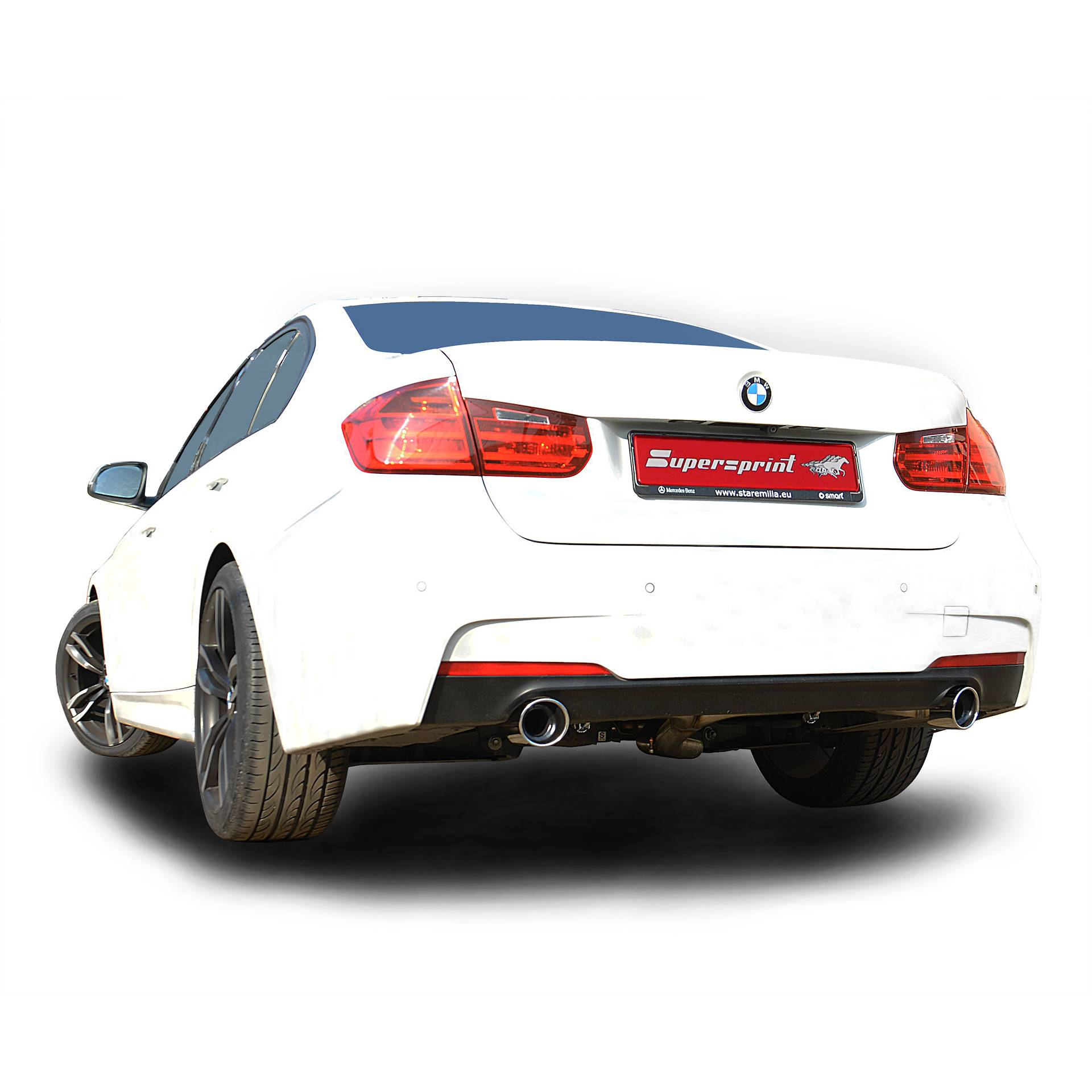 BMW - BMW F30 / F31 (Berline-Break) 320d (184  - 190 Hp) 2012 ->