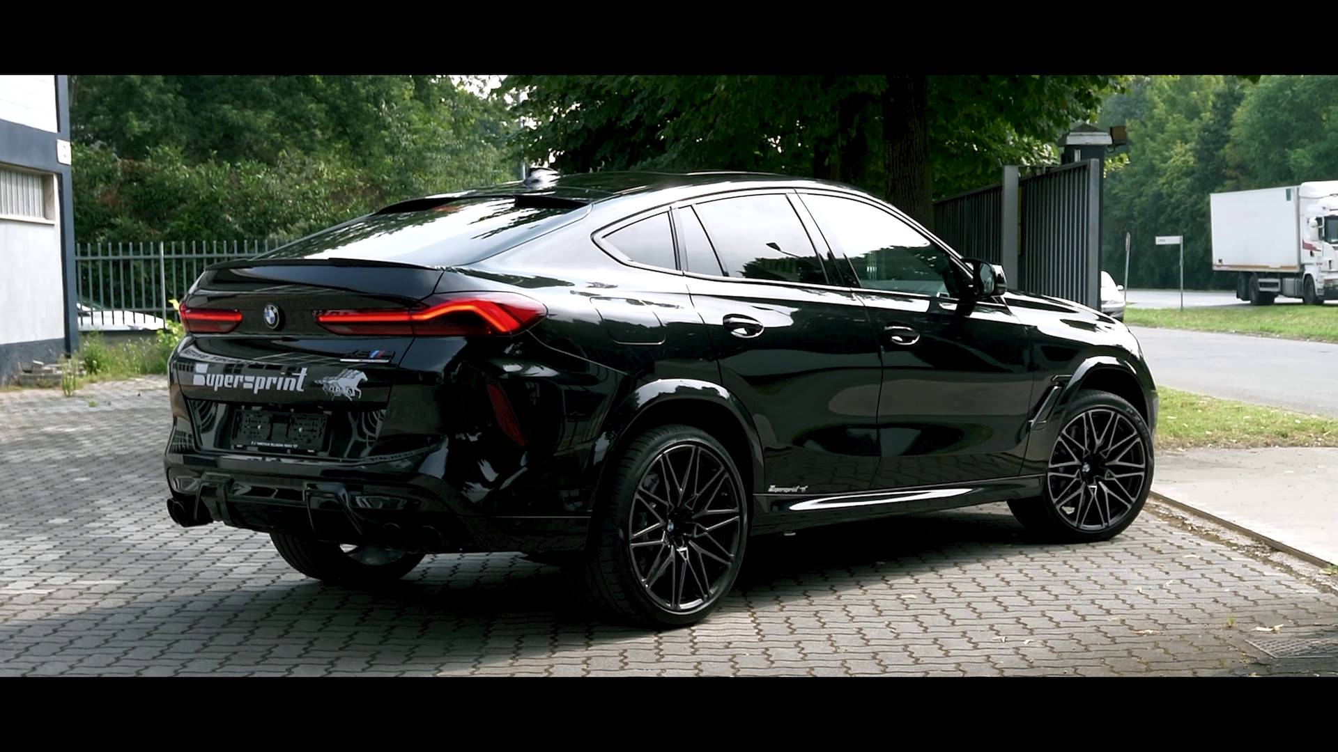 Bmw F96 X6 M Competition X Drive 4 4i V8 S63m 625 Hp Models With Opf 2020 Official Videos